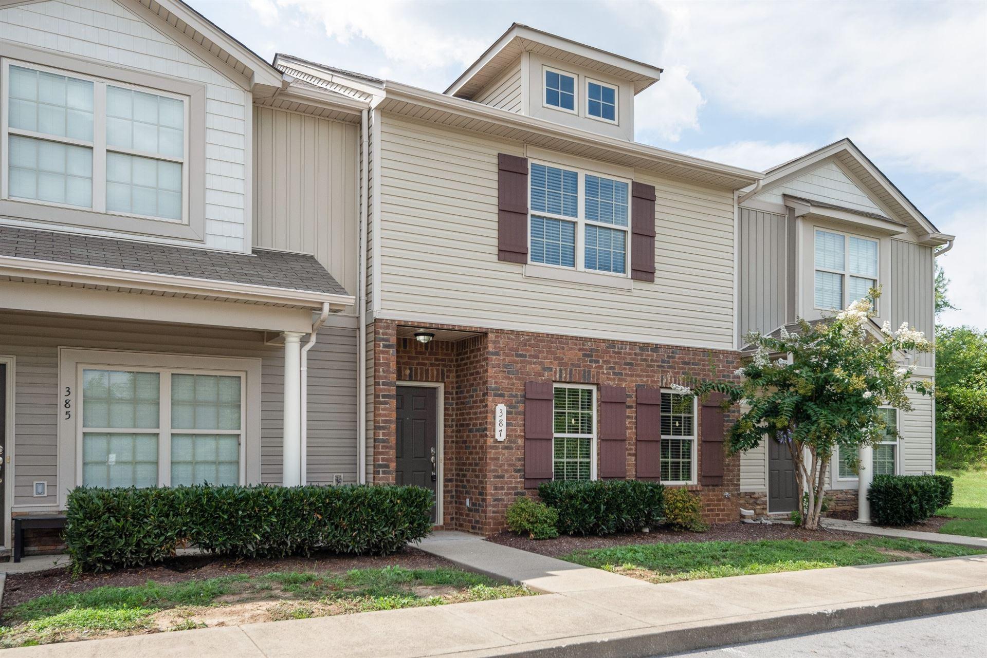 387 Brooklet Ct, Murfreesboro, TN 37128 - MLS#: 2288520
