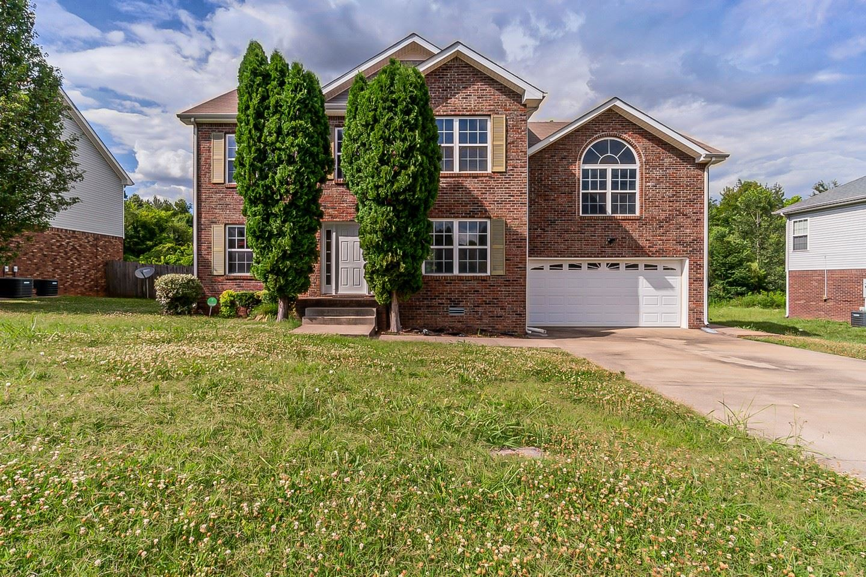 1357 Mountain Way, Clarksville, TN 37043 - MLS#: 2267525