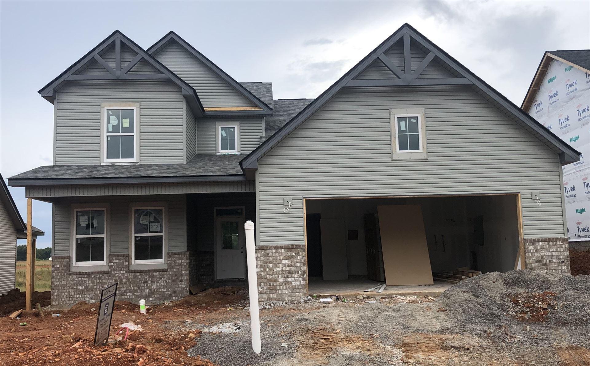 212 Mills Creek, Clarksville, TN 37042 - MLS#: 2255527