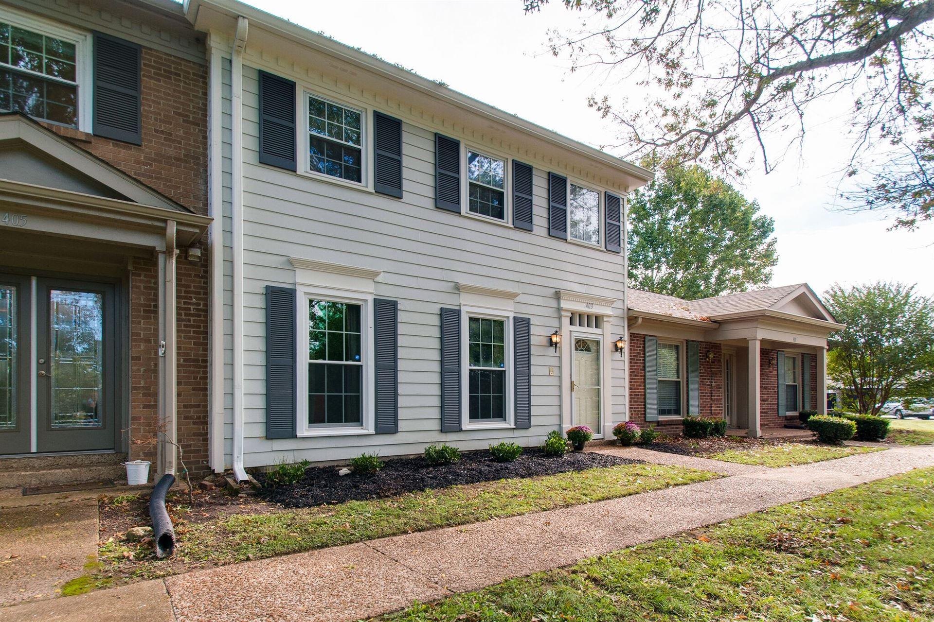 403 Plantation Ct, Nashville, TN 37221 - MLS#: 2195533