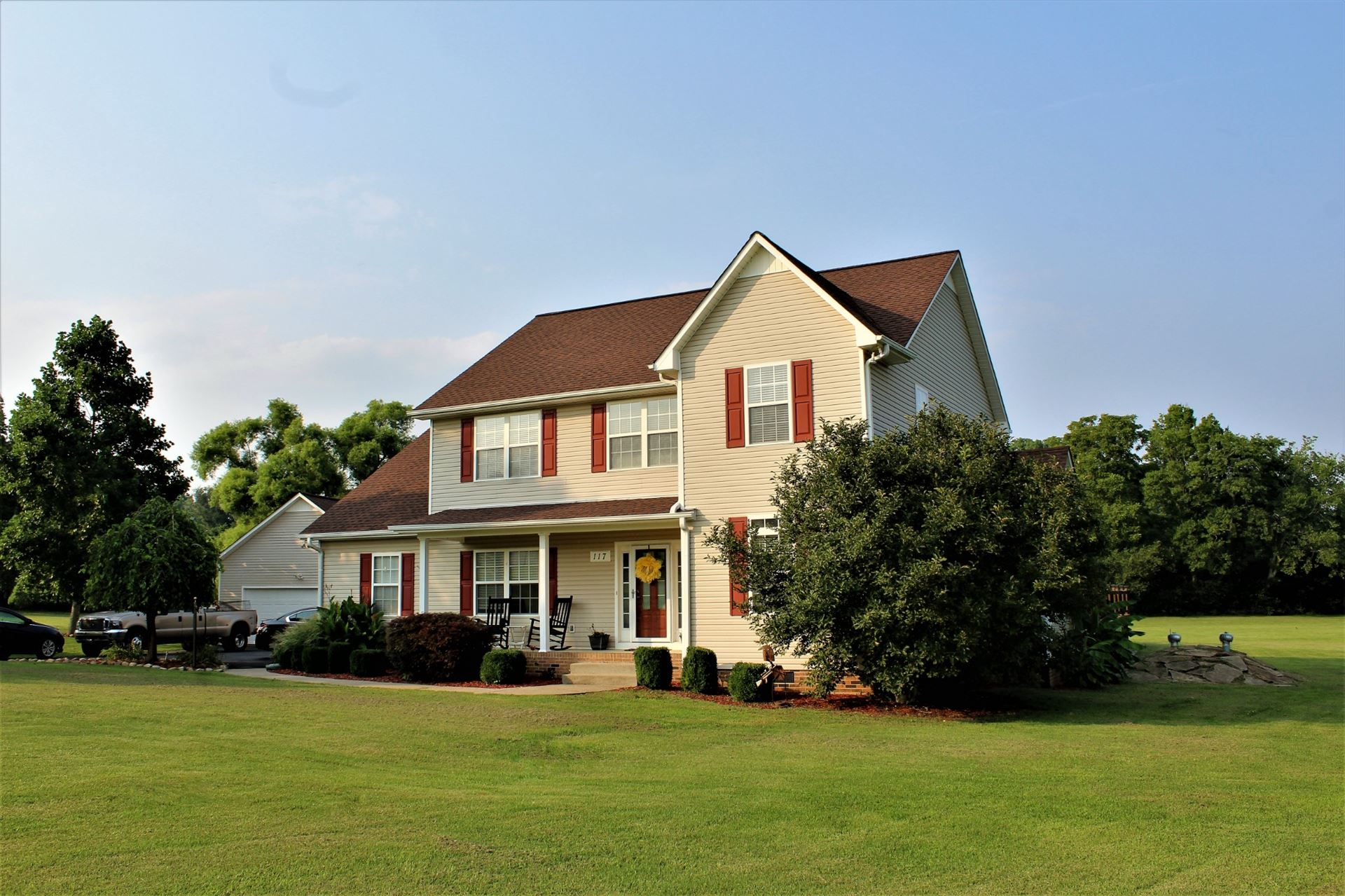 Photo of 117 Carr Dr, Spring Hill, TN 37174 (MLS # 2275538)