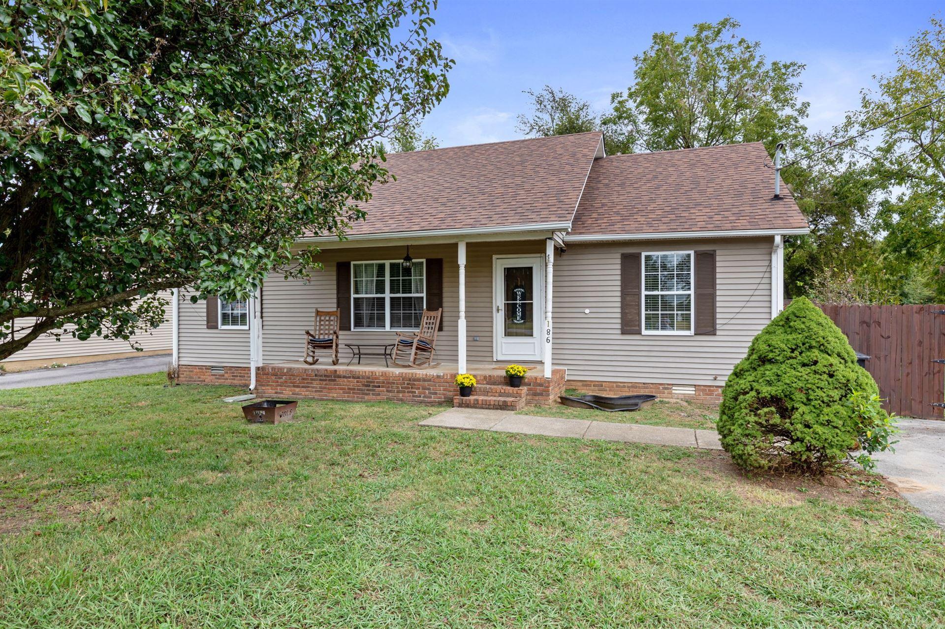 186 Big Springs Rd, Bell Buckle, TN 37020 - MLS#: 2293547
