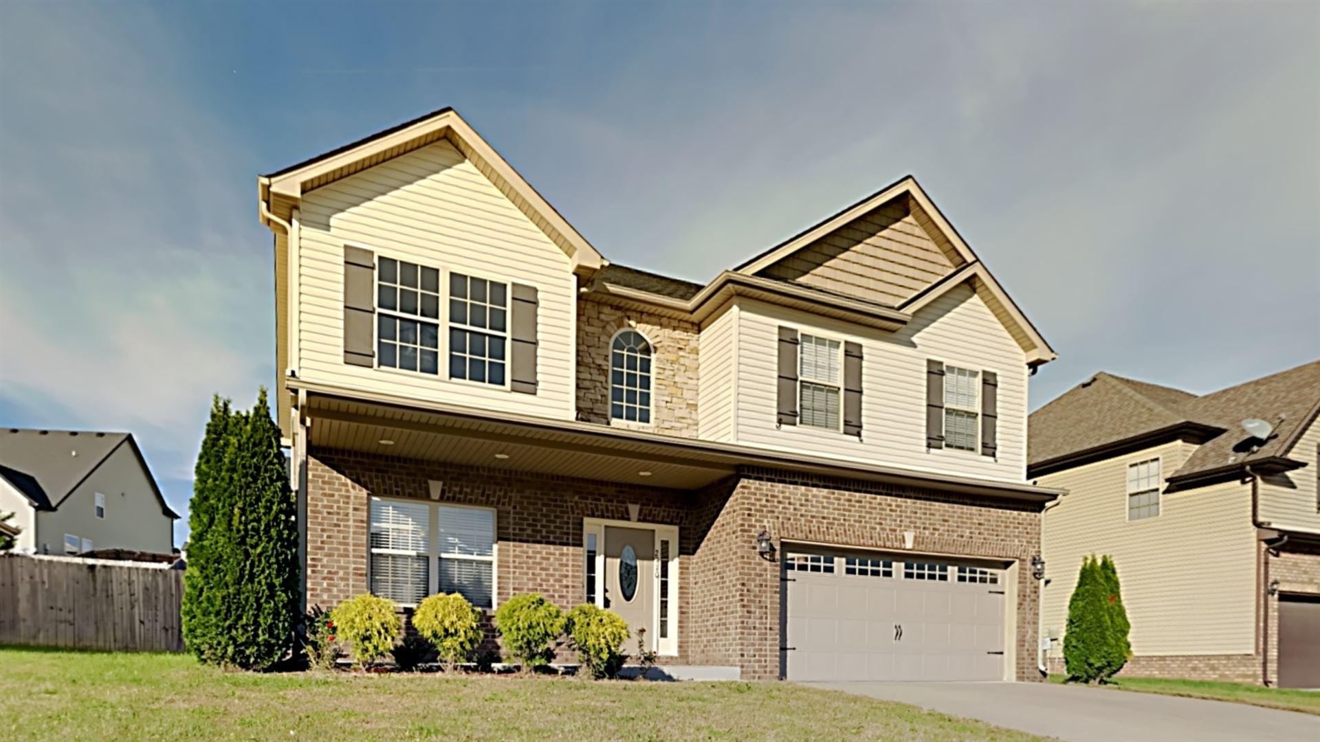2910 McManus Cir, Clarksville, TN 37042 - MLS#: 2302547