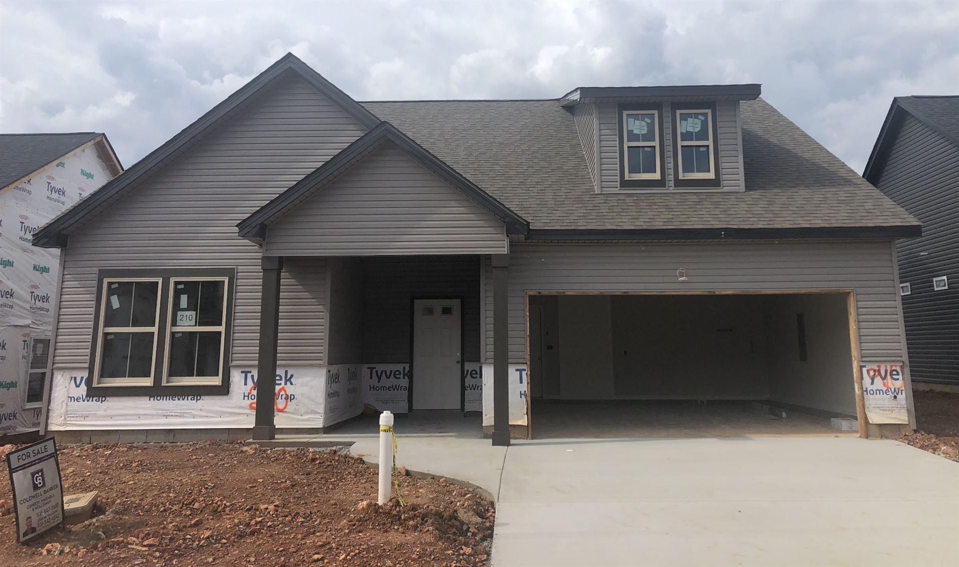 210 Mills Creek, Clarksville, TN 37042 - MLS#: 2255551