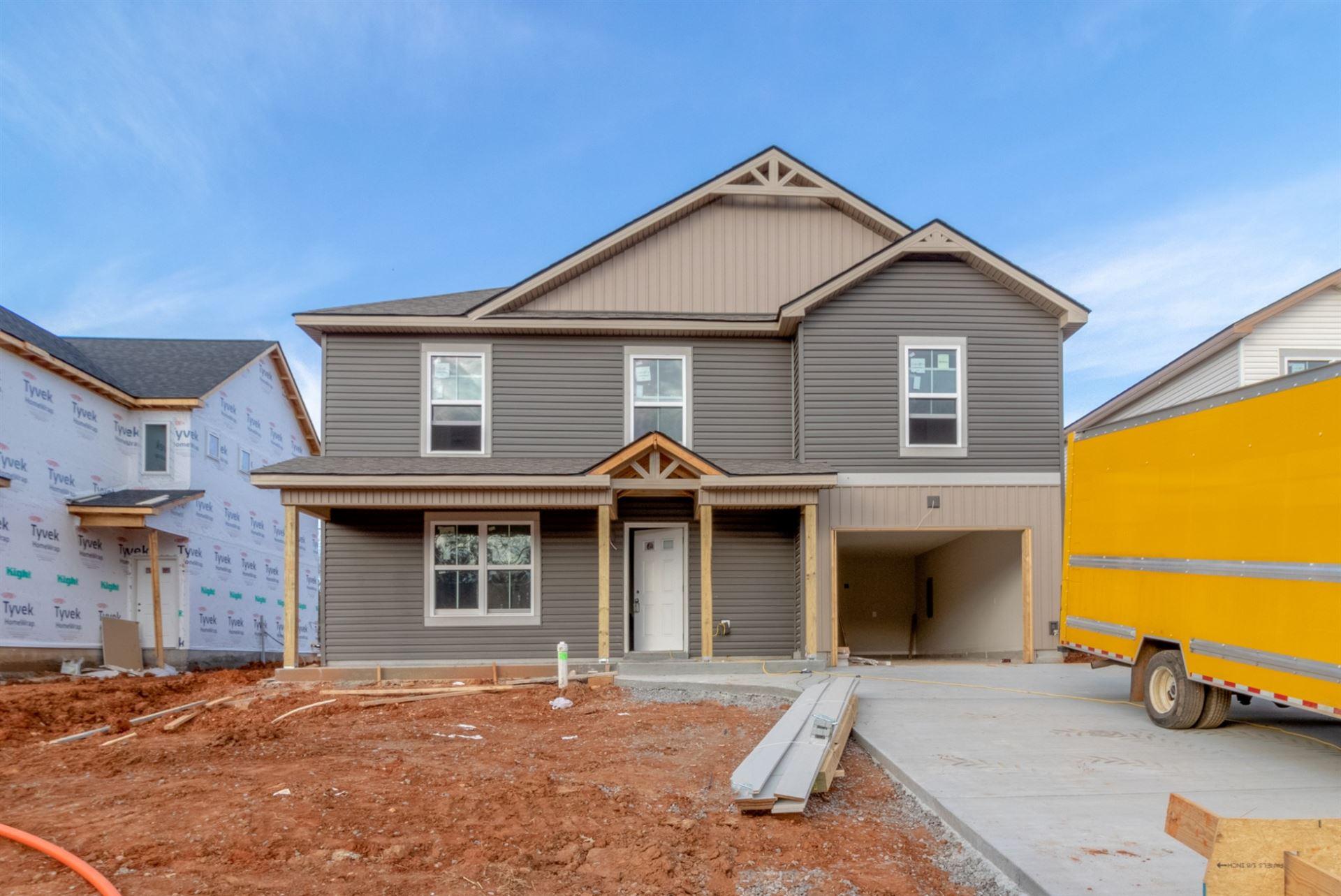 52 Campbell Heights, Clarksville, TN 37042 - MLS#: 2290553