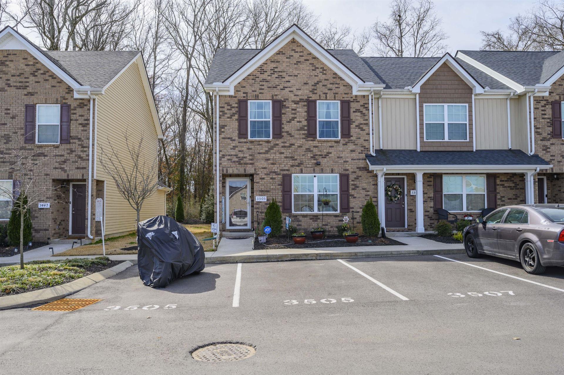 3505 Nightshade Dr, Murfreesboro, TN 37128 - MLS#: 2232554