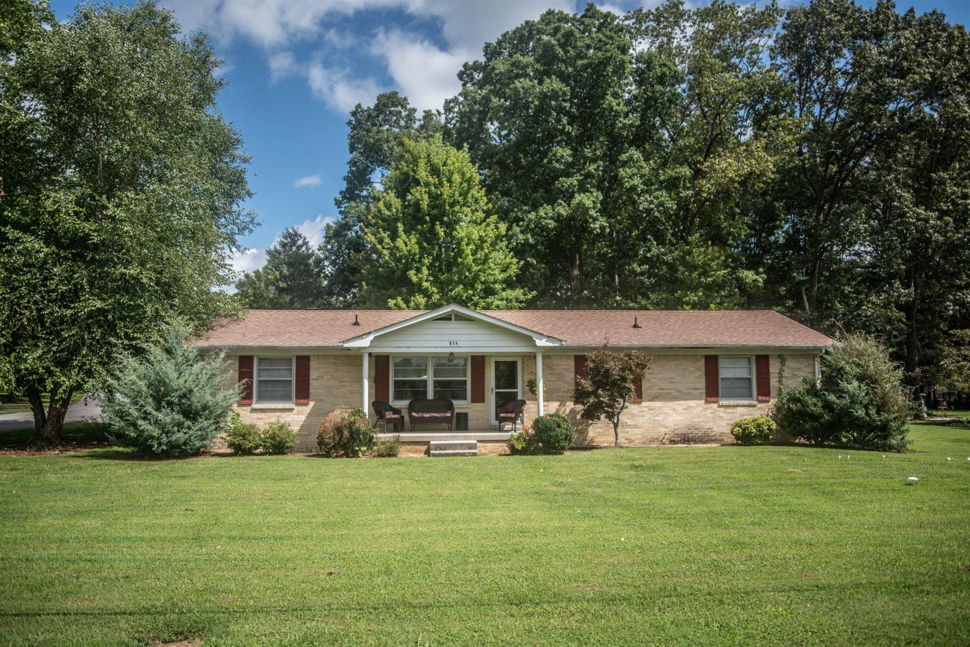 834 Dry Creek Rd, Smithville, TN 37166 - MLS#: 2182555