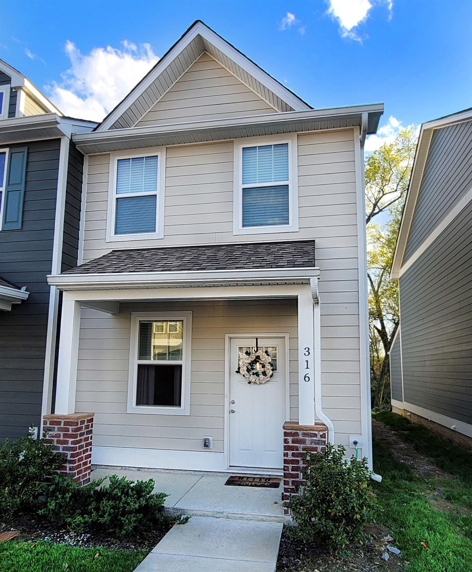 1382 Rural Hill Rd #316, Antioch, TN 37013 - MLS#: 2243556