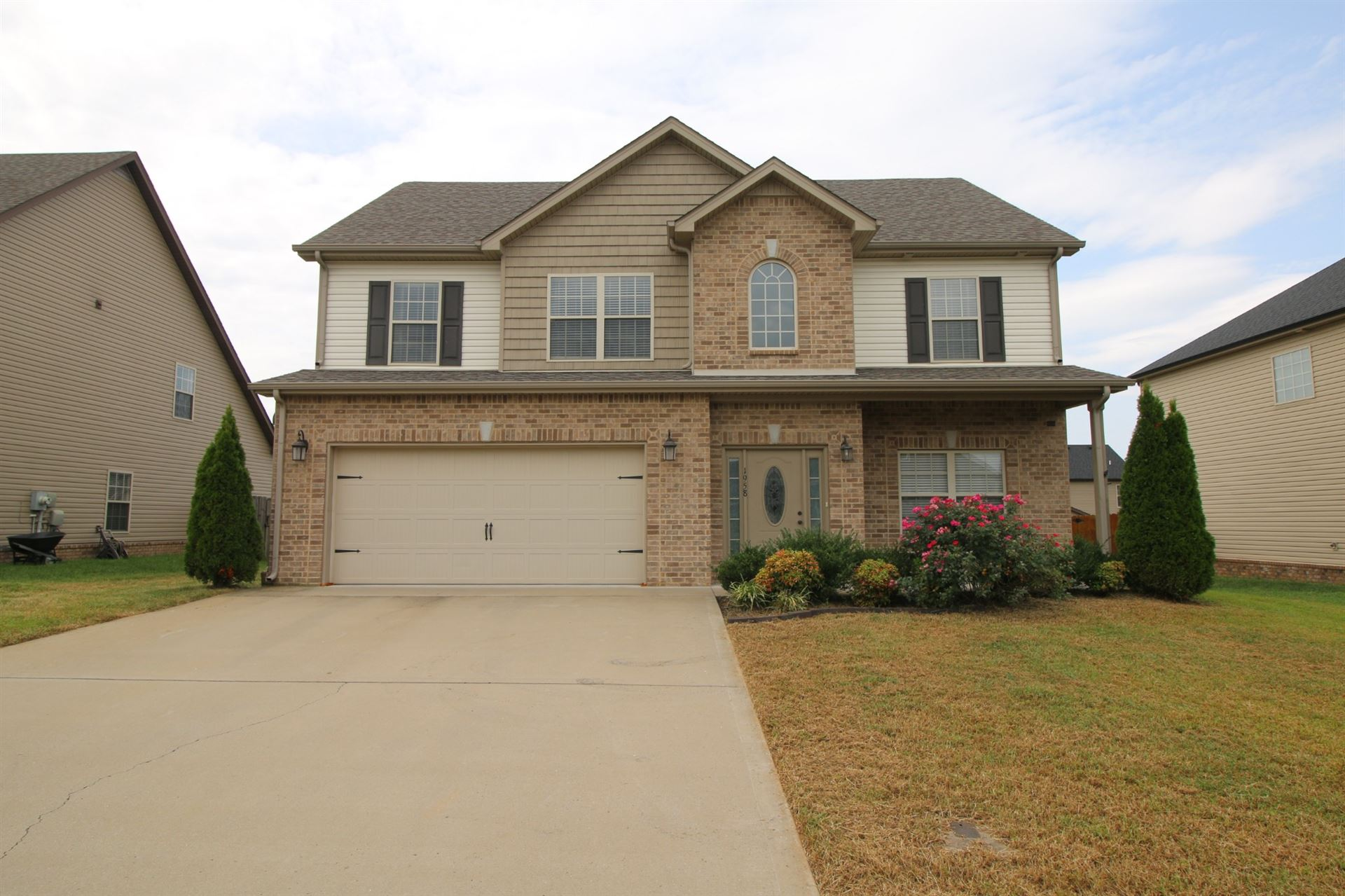 1958 Sunset Meadows Way, Clarksville, TN 37042 - MLS#: 2189557
