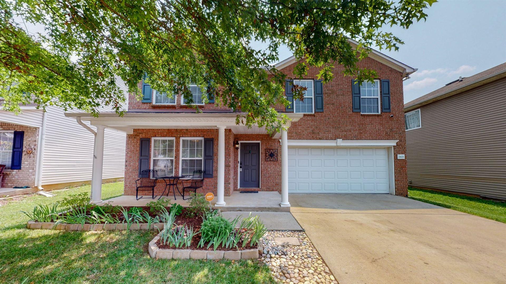 3423 Juneberry Way, Murfreesboro, TN 37128 - MLS#: 2269557