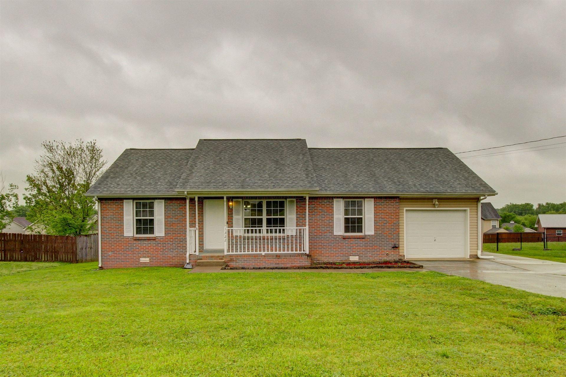 1322 Meredith Way, Clarksville, TN 37042 - MLS#: 2249558