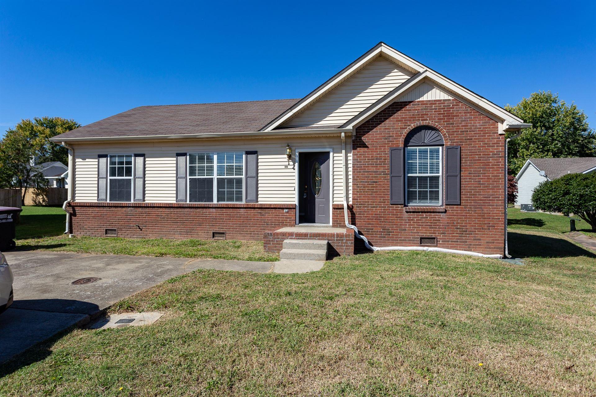 247 GRASSMIRE COURT, Clarksville, TN 37042 - MLS#: 2303558