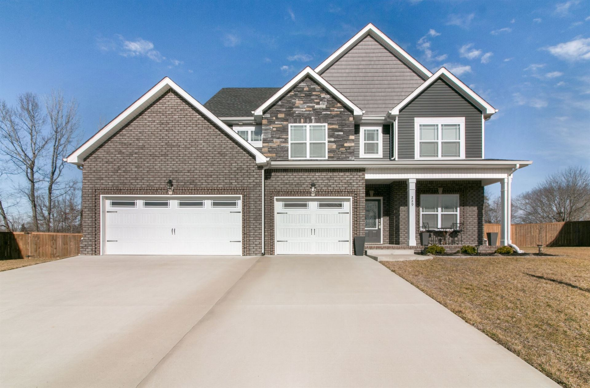 229 Ledina Ct, Clarksville, TN 37043 - MLS#: 2223559