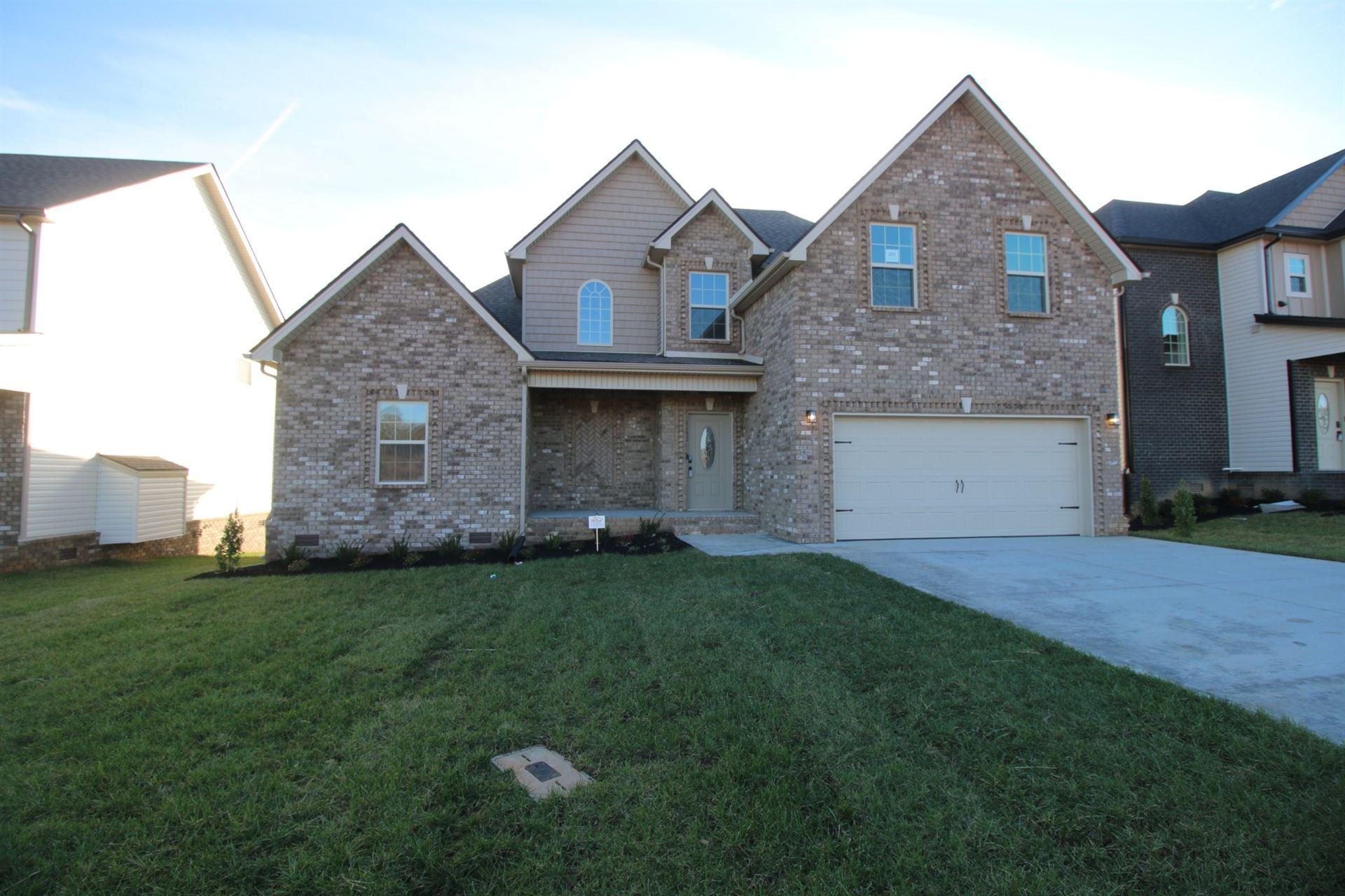 201 Charleston Oaks Reserves, Clarksville, TN 37042 - MLS#: 2291559