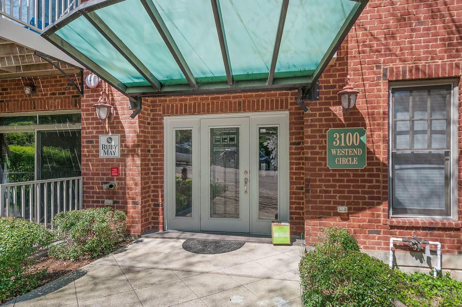 3100 West End Cir #306, Nashville, TN 37203 - MLS#: 2242563
