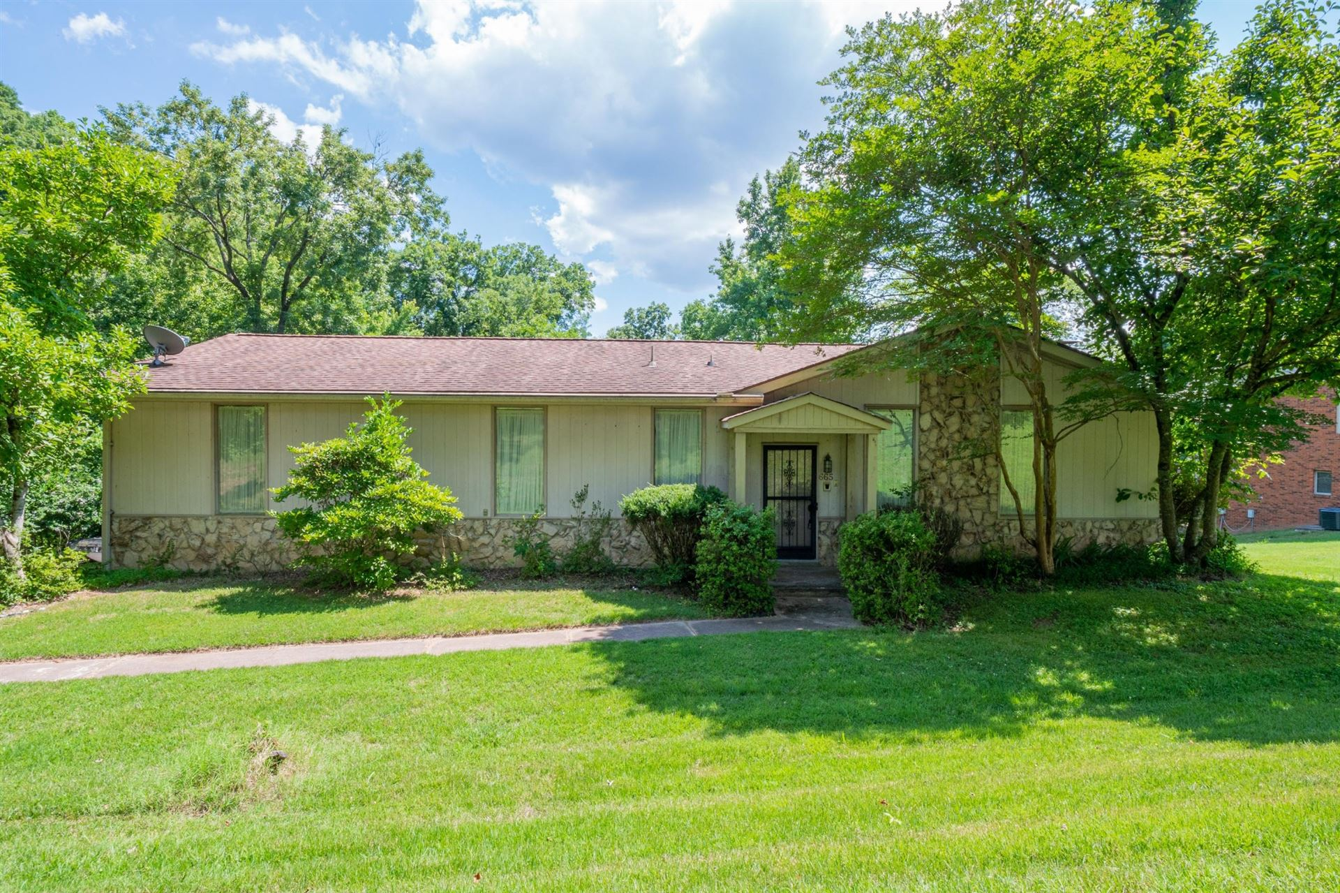 665 Rebel Rd, Old Hickory, TN 37138 - MLS#: 2171564