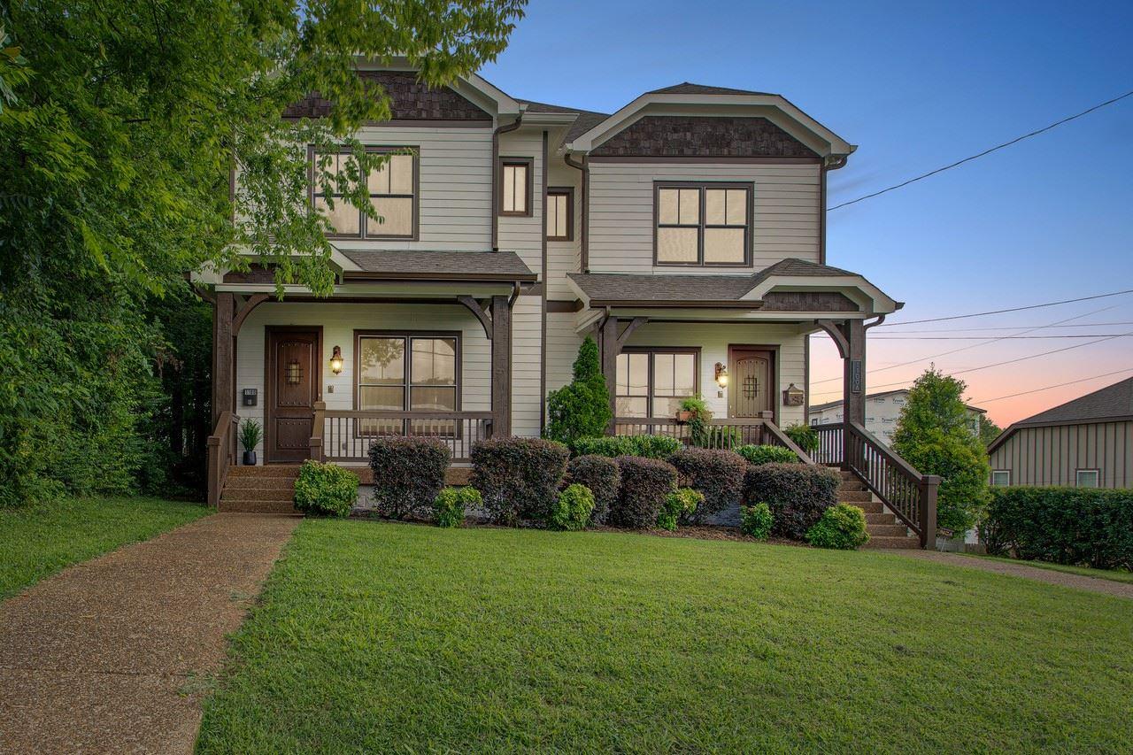 1100B W Grove Ave, Nashville, TN 37203 - MLS#: 2198566