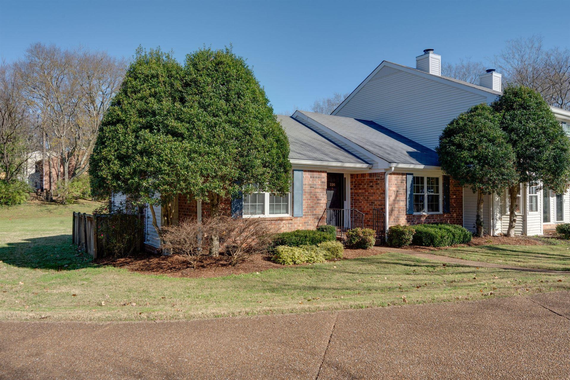 226 Brattlesboro Pl, Nashville, TN 37204 - MLS#: 2207566