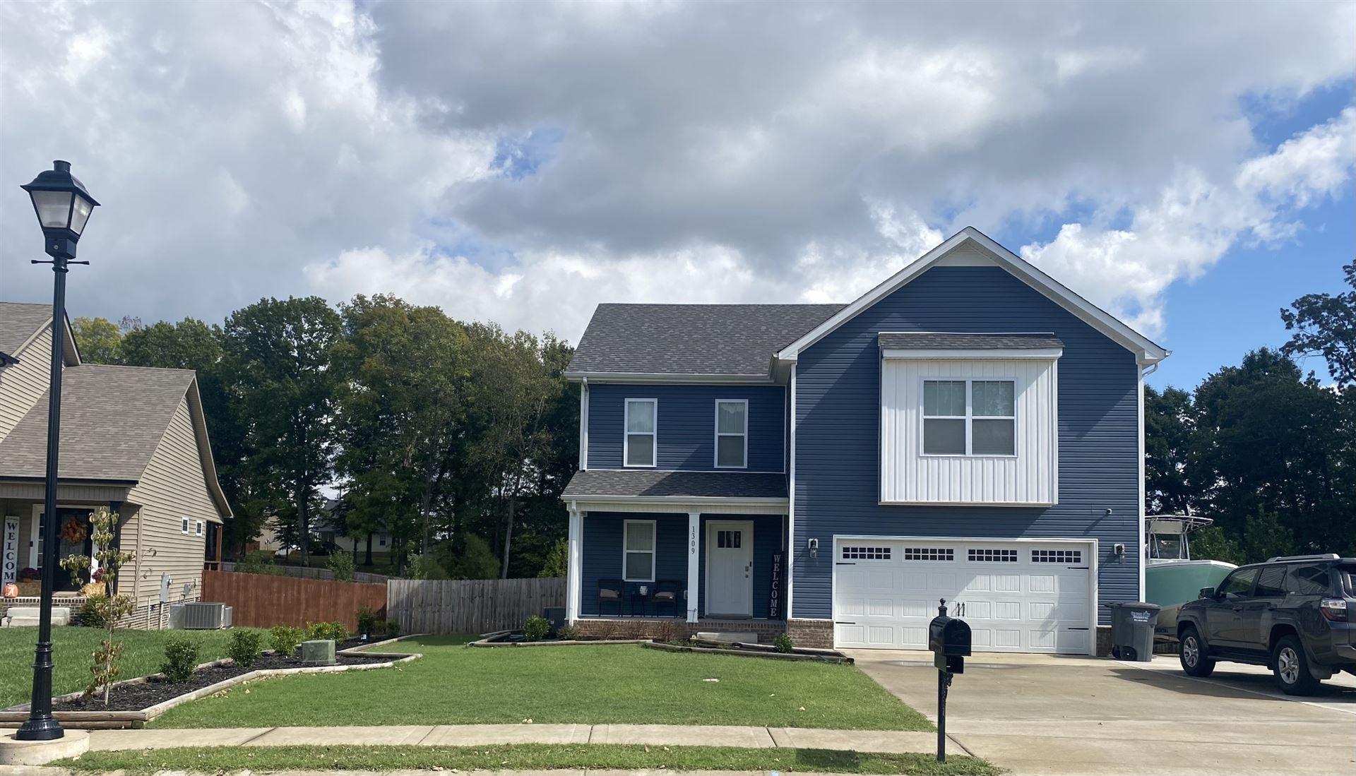 Photo of 1309 Harmon Ln, Clarksville, TN 37042 (MLS # 2300566)