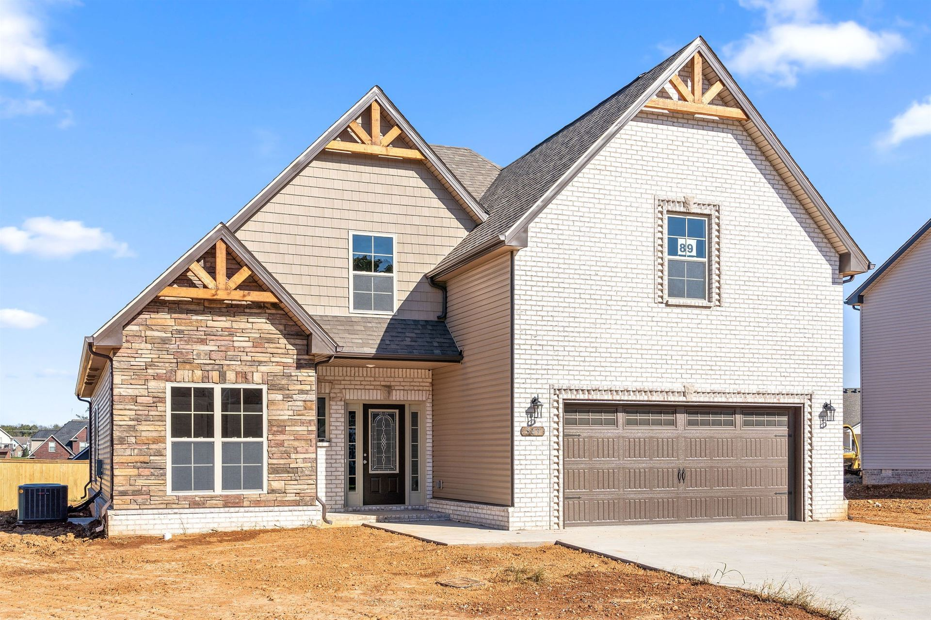 89 Reserve at Hickory Wild, Clarksville, TN 37043 - MLS#: 2185567