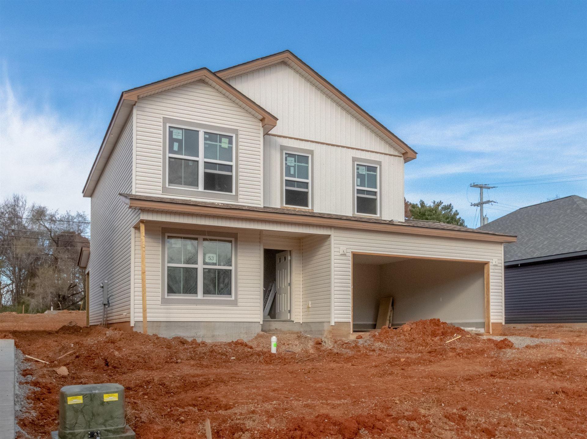 53 Campbell Heights, Clarksville, TN 37042 - MLS#: 2290567