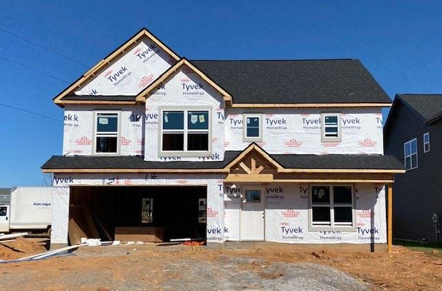 290 Eagles Bluff, Clarksville, TN 37040 - MLS#: 2192568