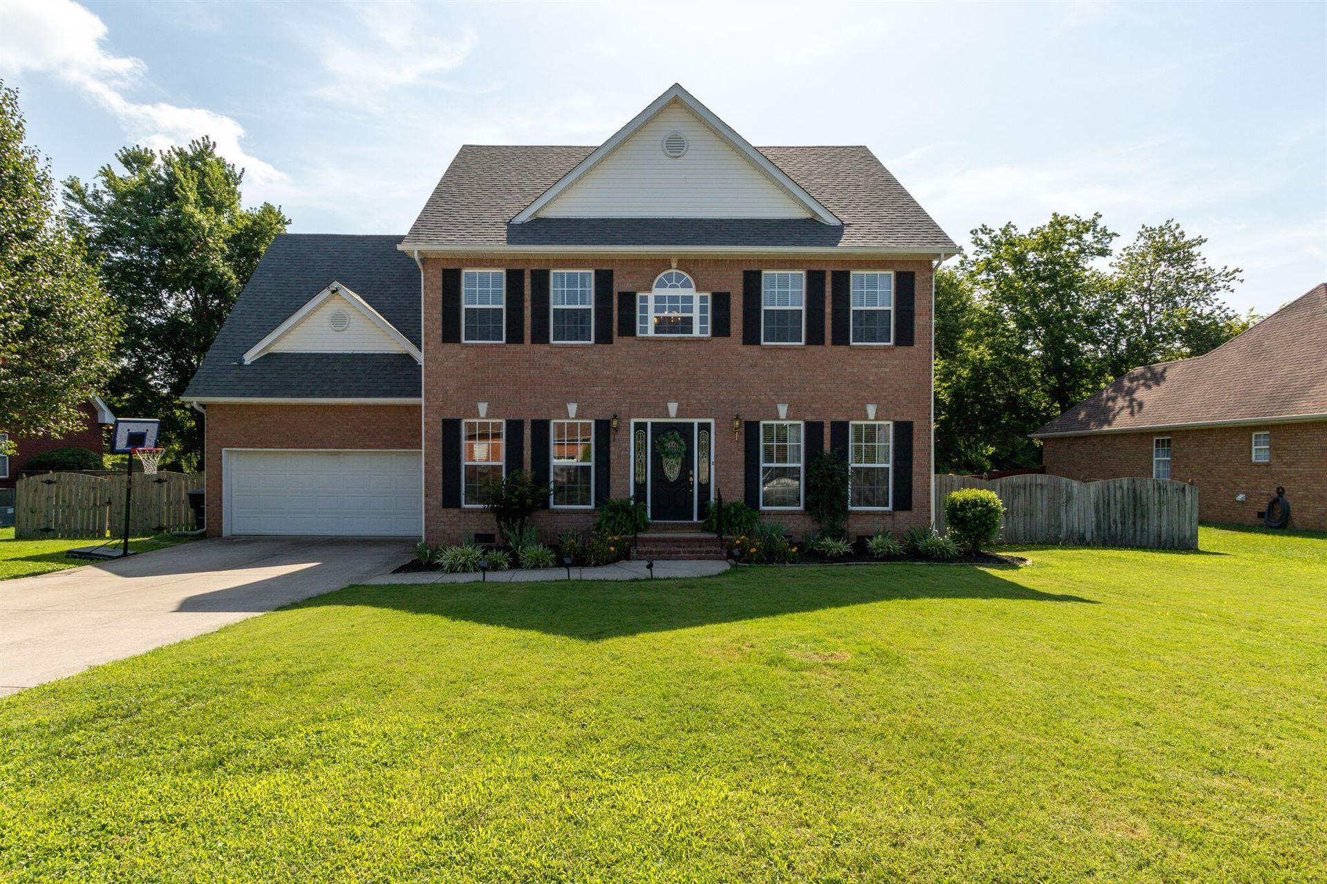 2835 Comer Drive, Murfreesboro, TN 37128 - MLS#: 2274570