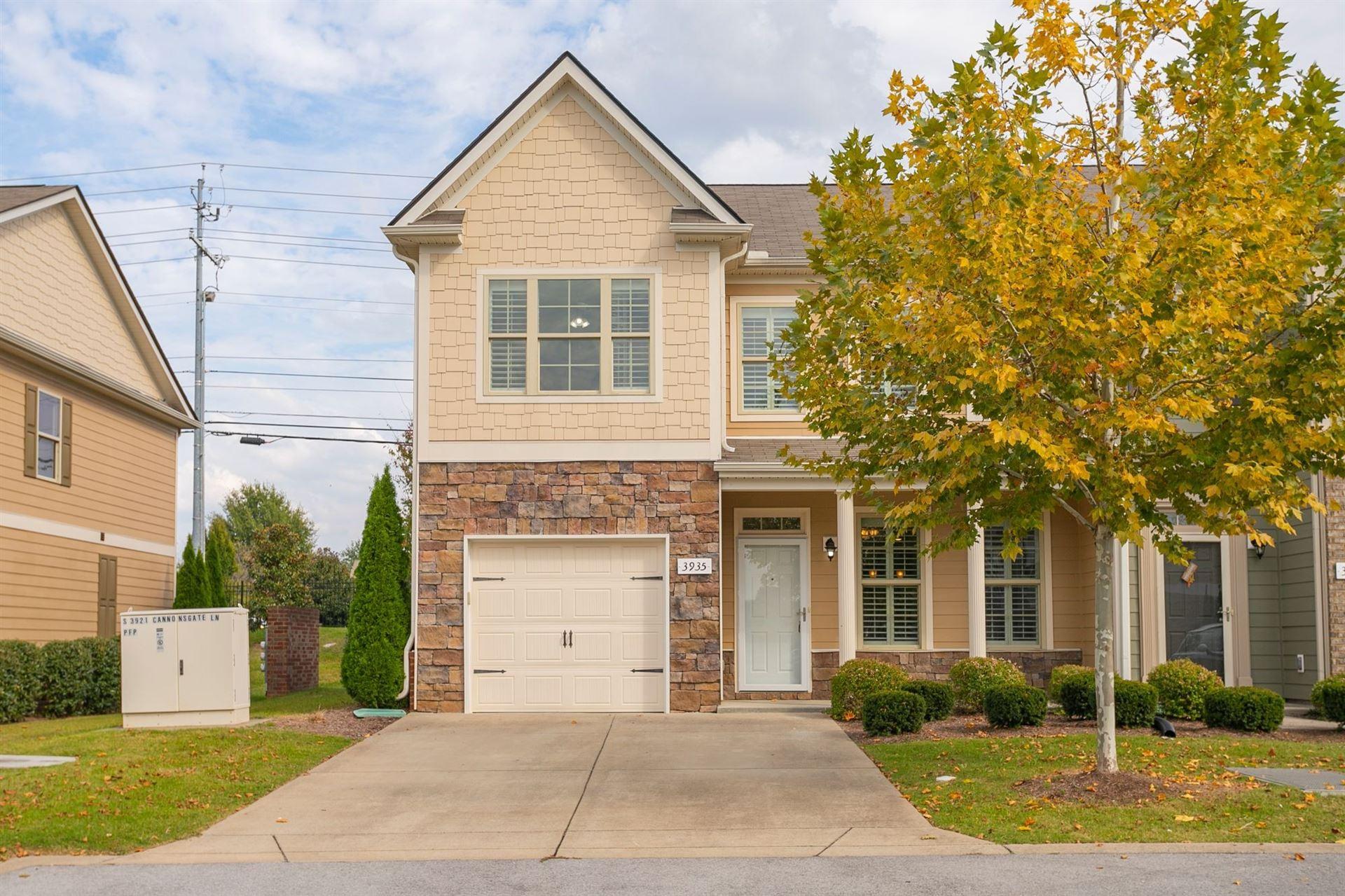 3935 Cannonsgate Ln, Murfreesboro, TN 37128 - MLS#: 2273571