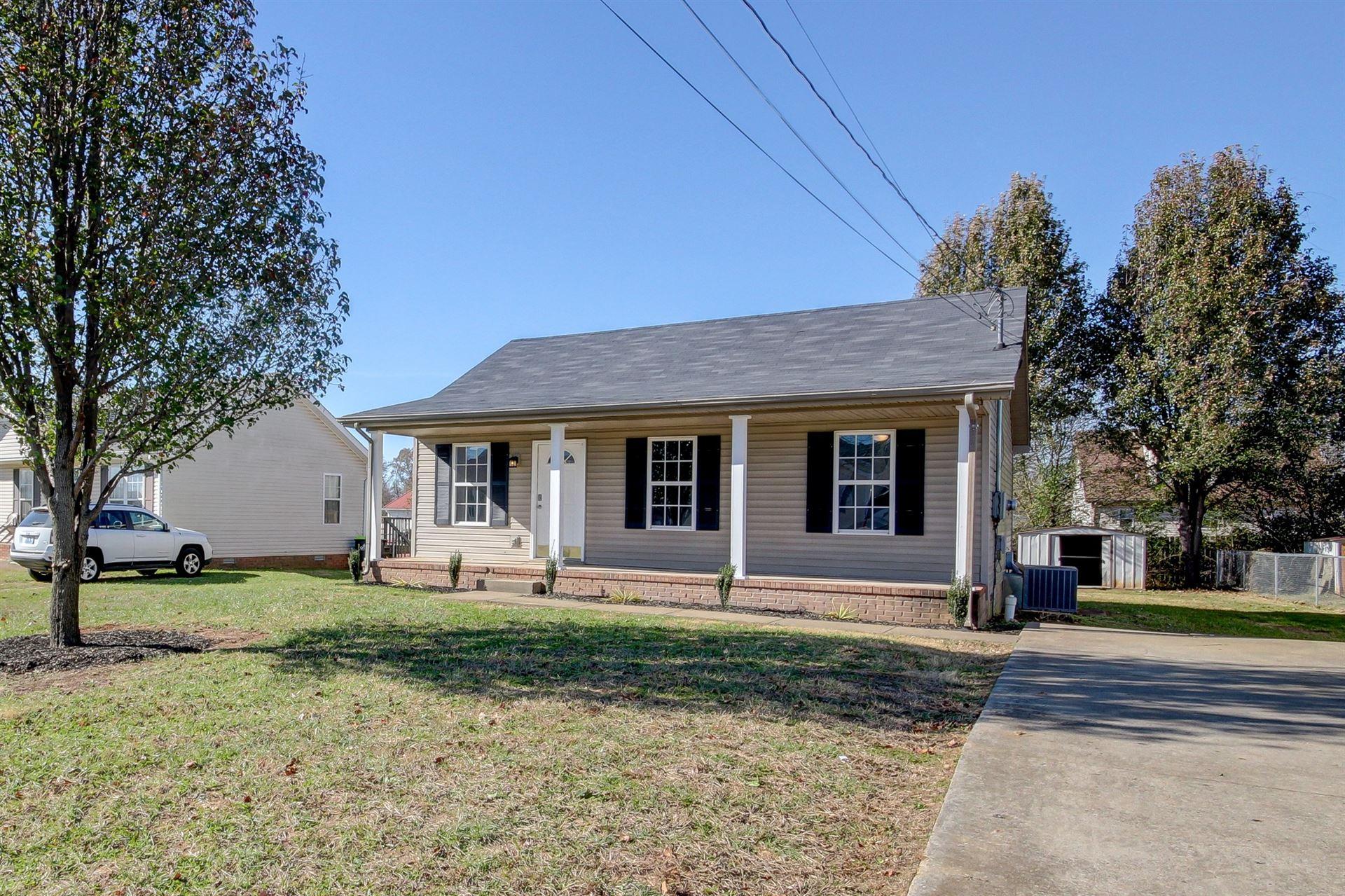 238 Cranklen Cir, Clarksville, TN 37042 - MLS#: 2208572