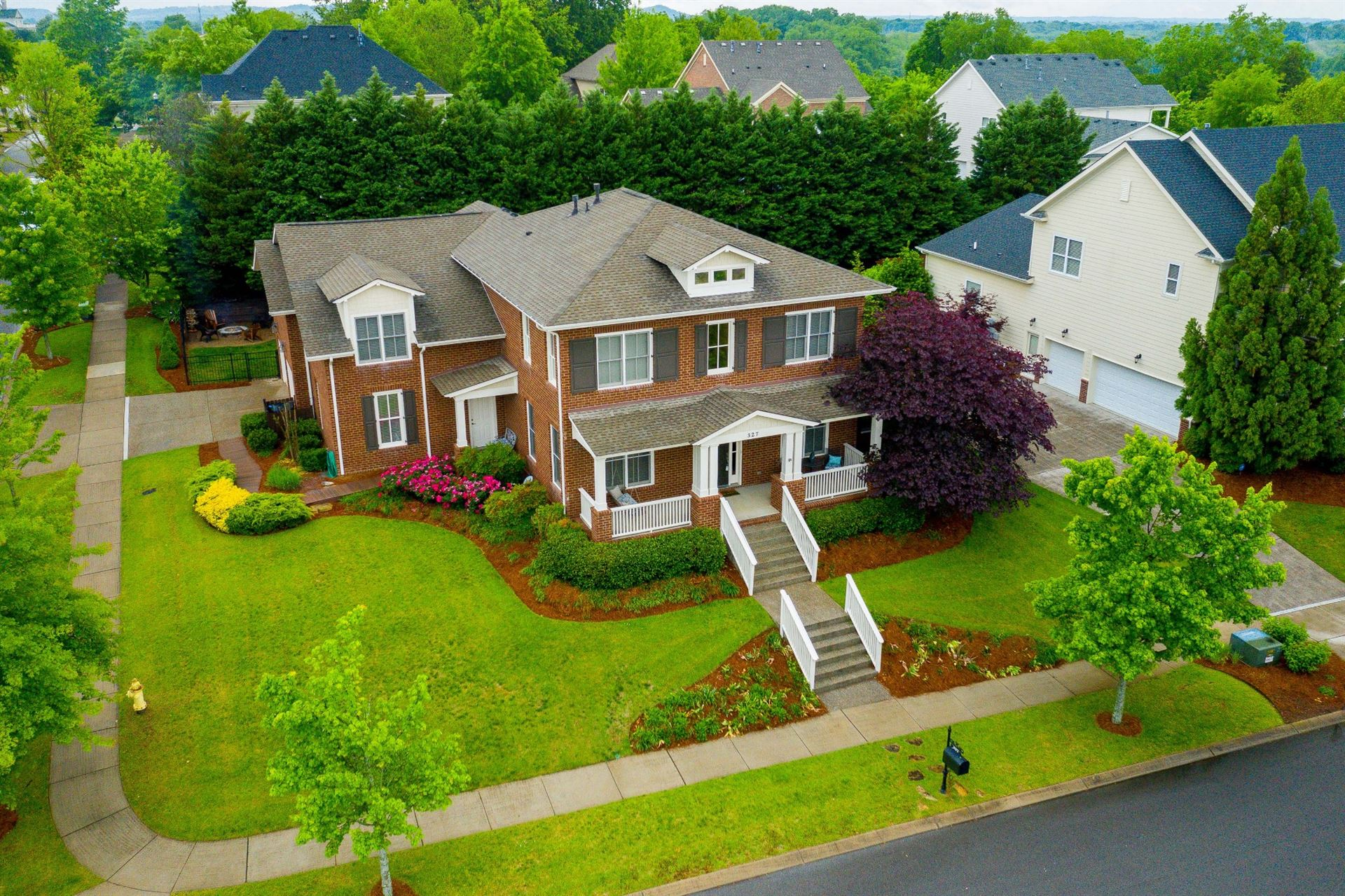 Photo of 327 Wise Rd, Franklin, TN 37064 (MLS # 2242573)