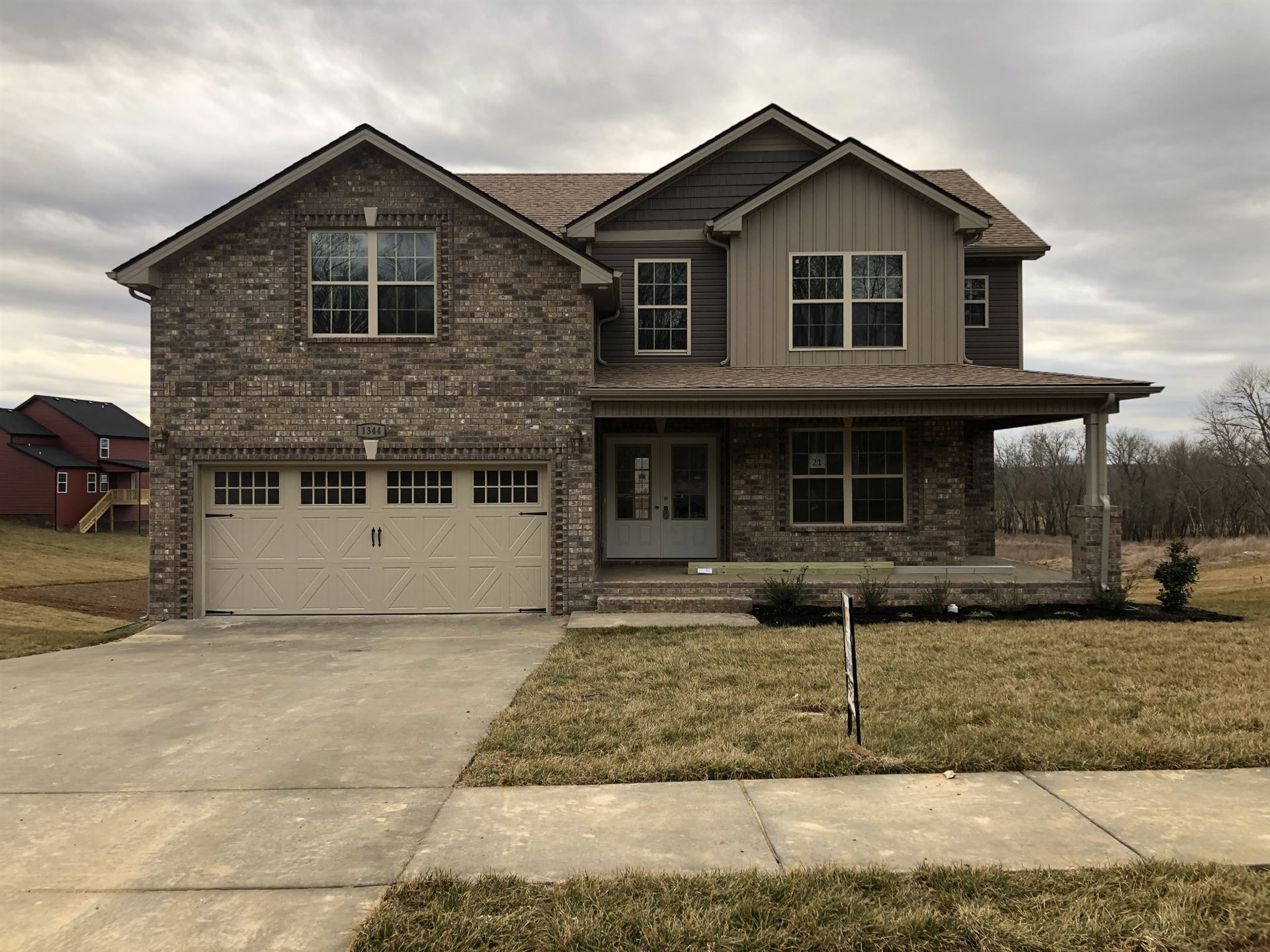 21 River Chase, Clarksville, TN 37043 - MLS#: 2205574