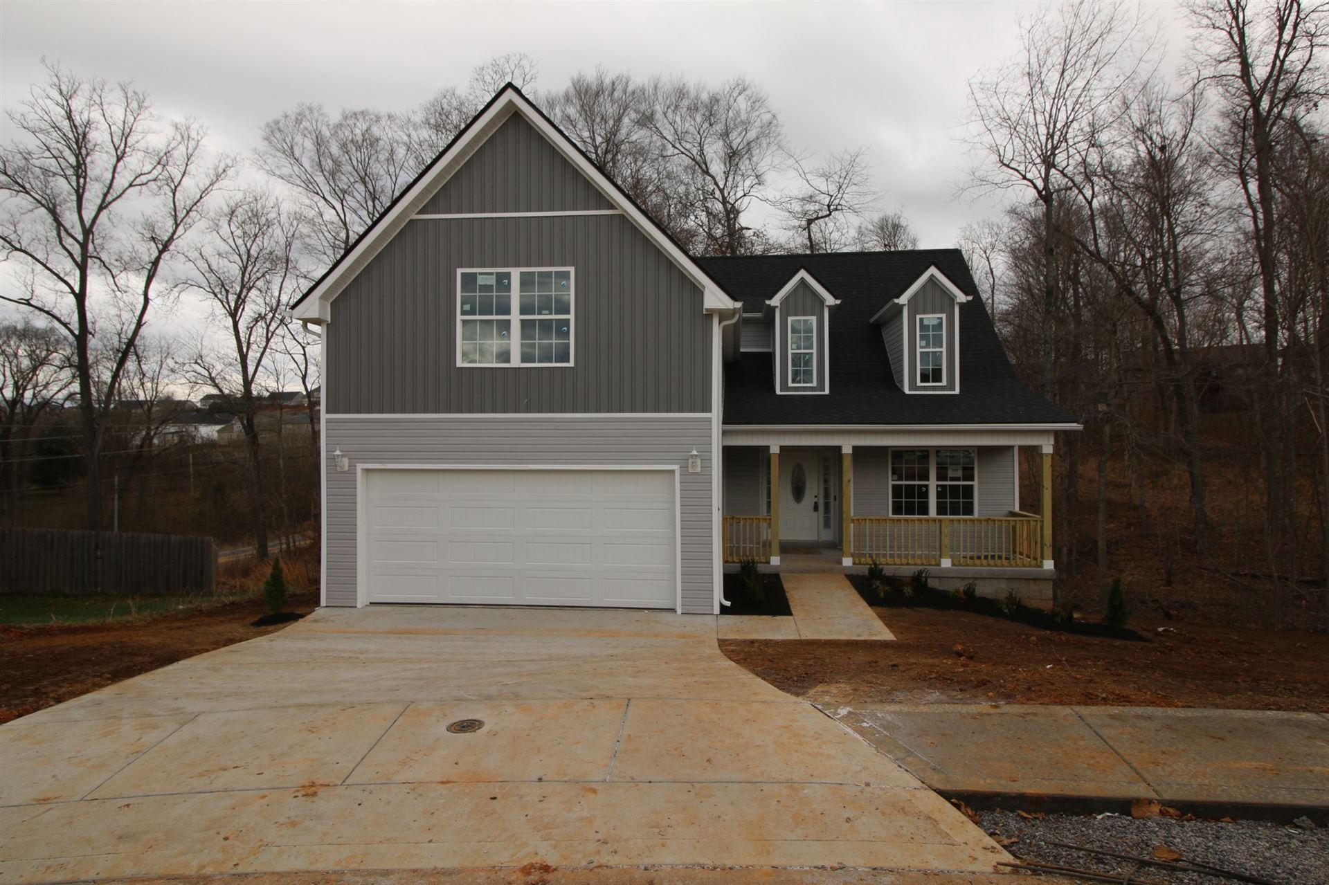 166 Eagles Bluff, Clarksville, TN 37040 - MLS#: 2187579
