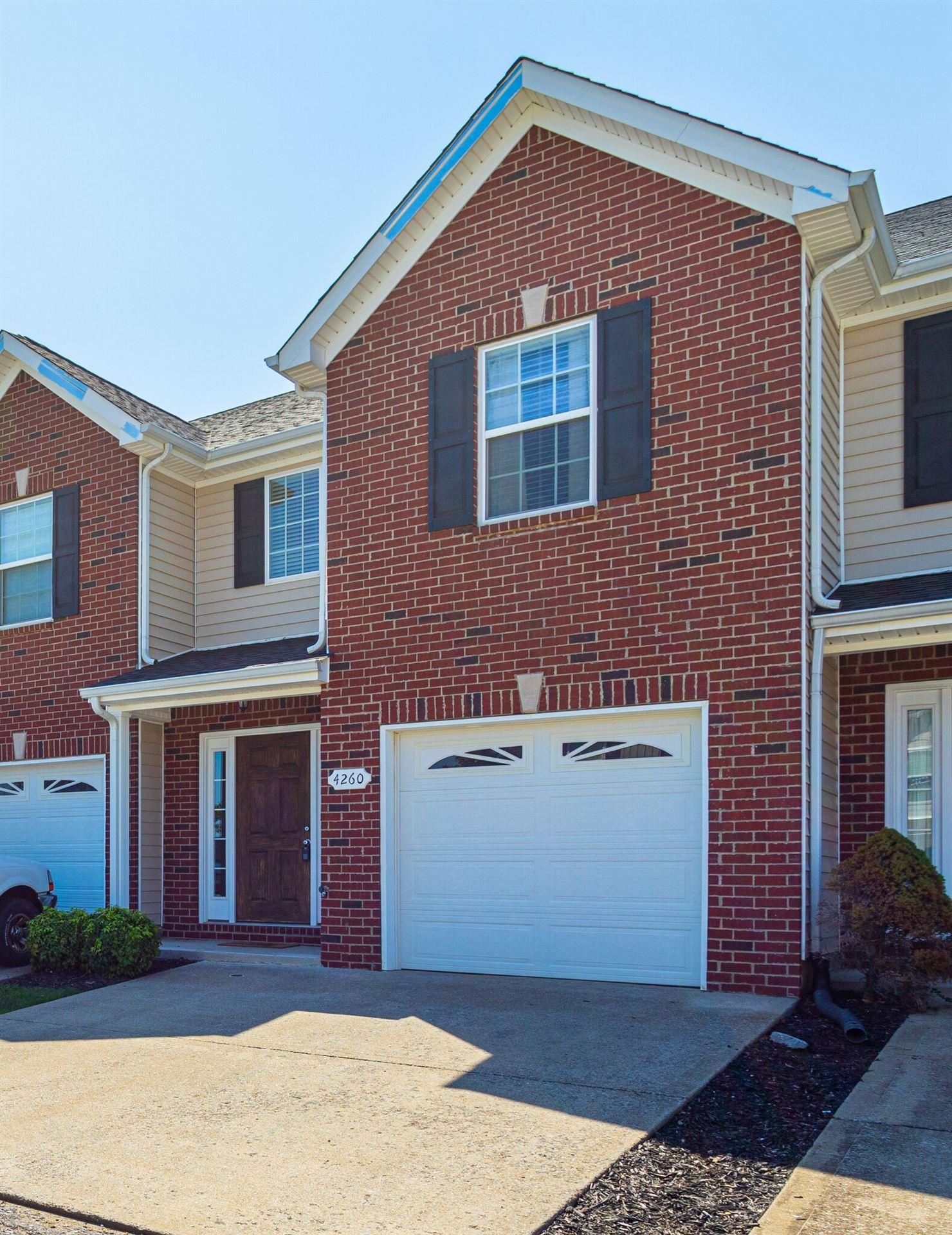 4260 Aurora Cir, Murfreesboro, TN 37127 - MLS#: 2288579