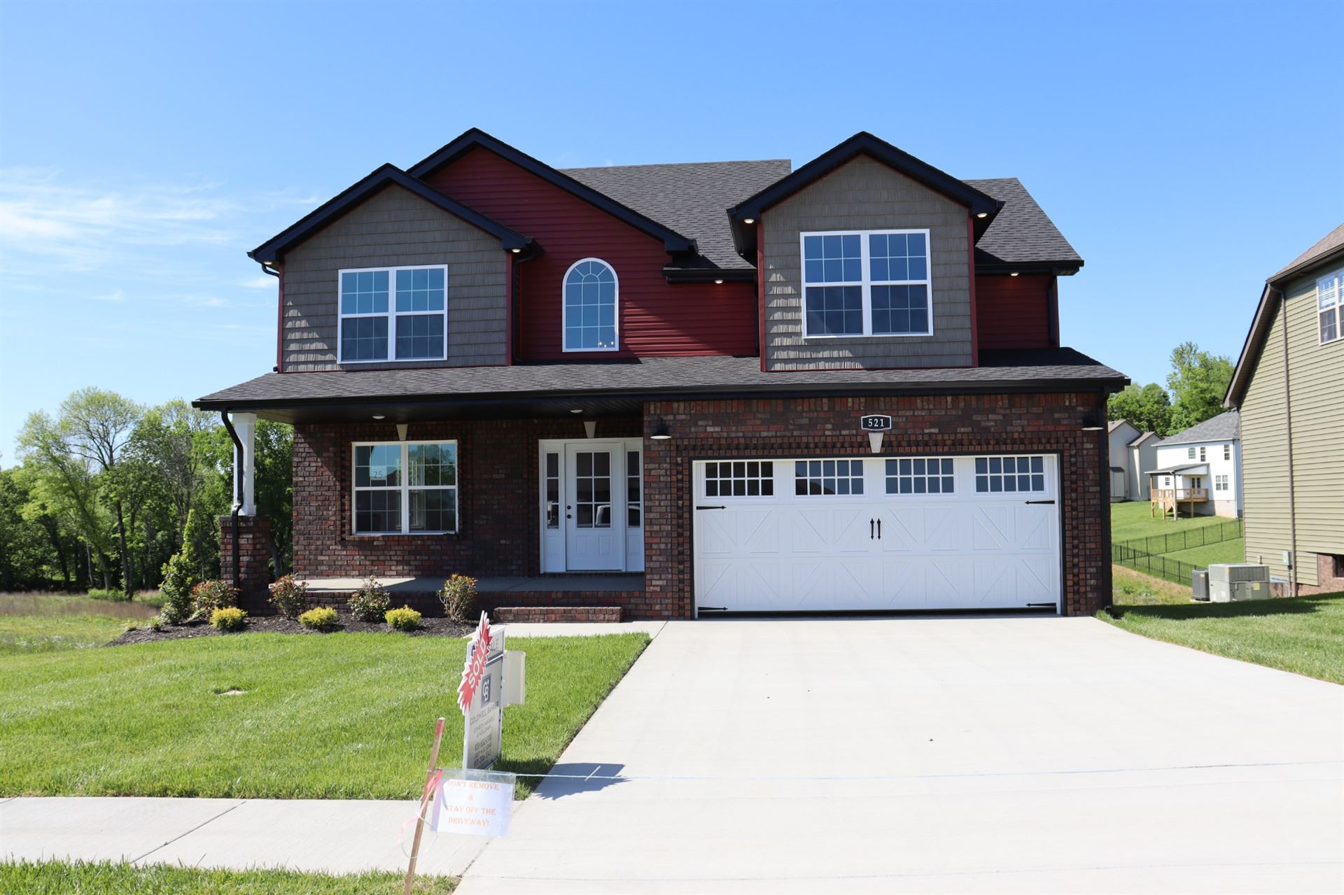 25 River Chase, Clarksville, TN 37043 - MLS#: 2199581