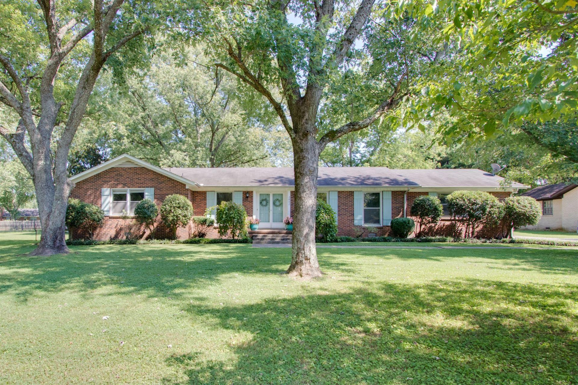 2802 Amber Dr, Murfreesboro, TN 37129 - MLS#: 2187583