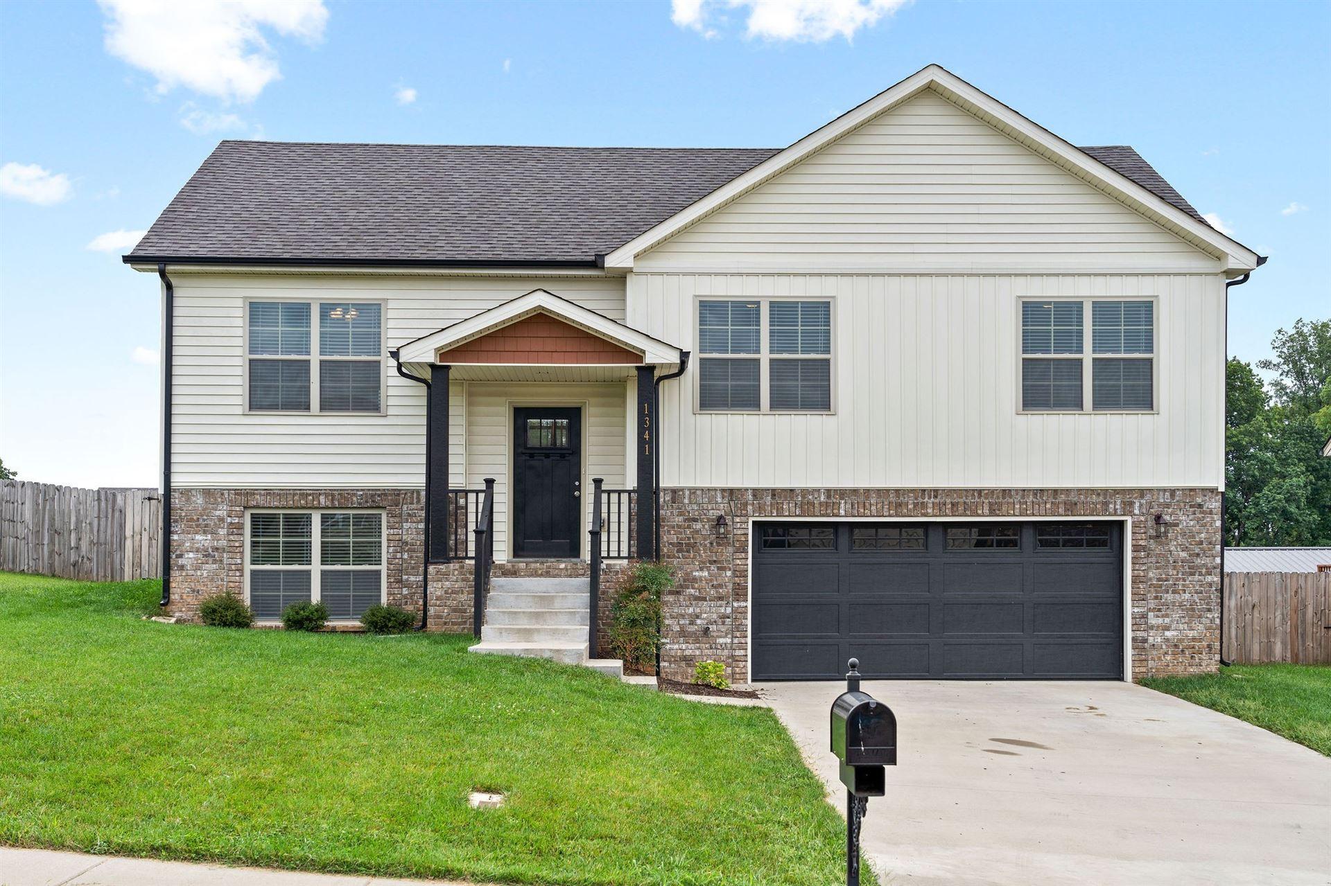 1341 Harmon Ln, Clarksville, TN 37042 - MLS#: 2291587