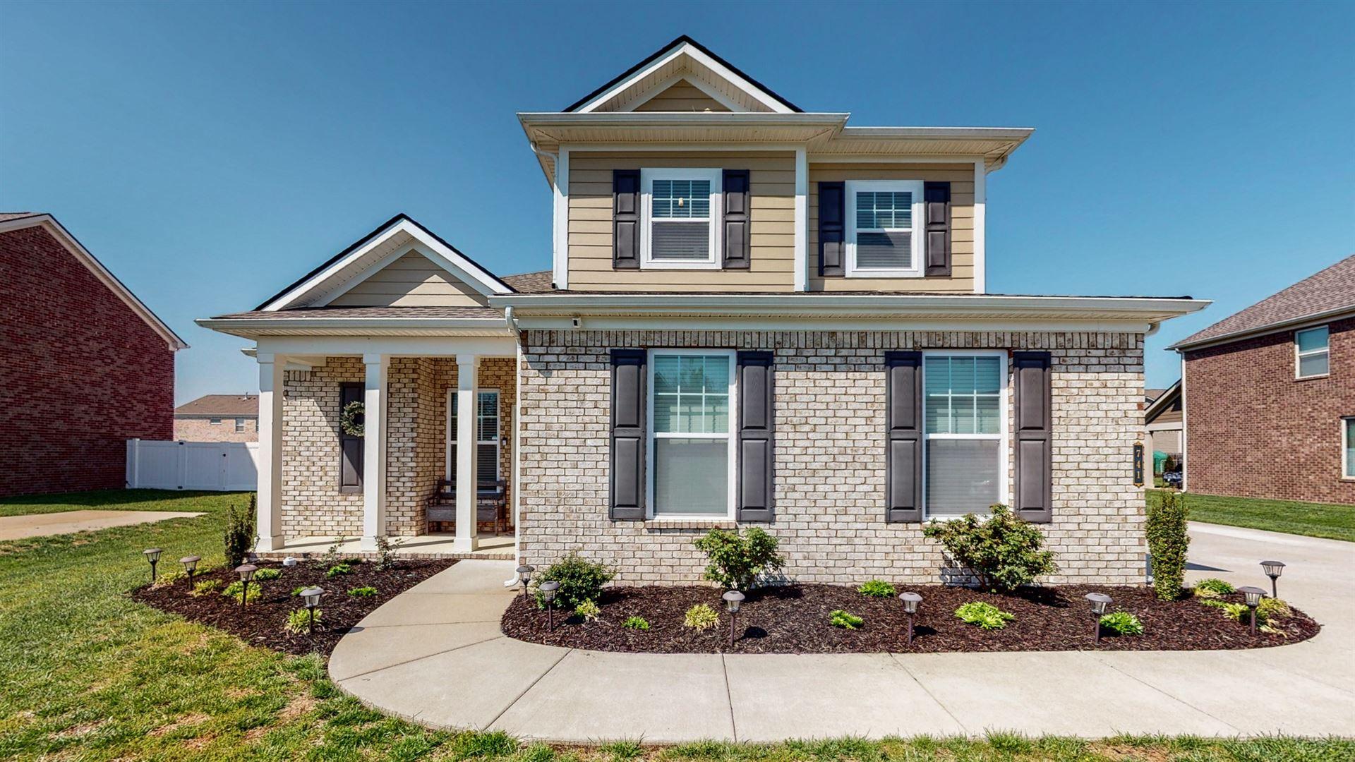 Photo of 741 Sapphire Dr, Murfreesboro, TN 37128 (MLS # 2244595)