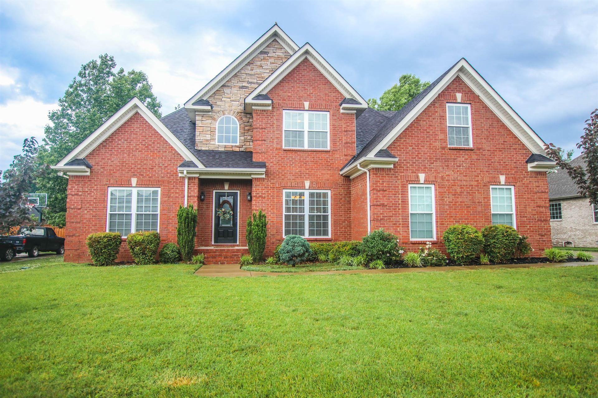 543 Schroer Drive, Murfreesboro, TN 37128 - MLS#: 2259596