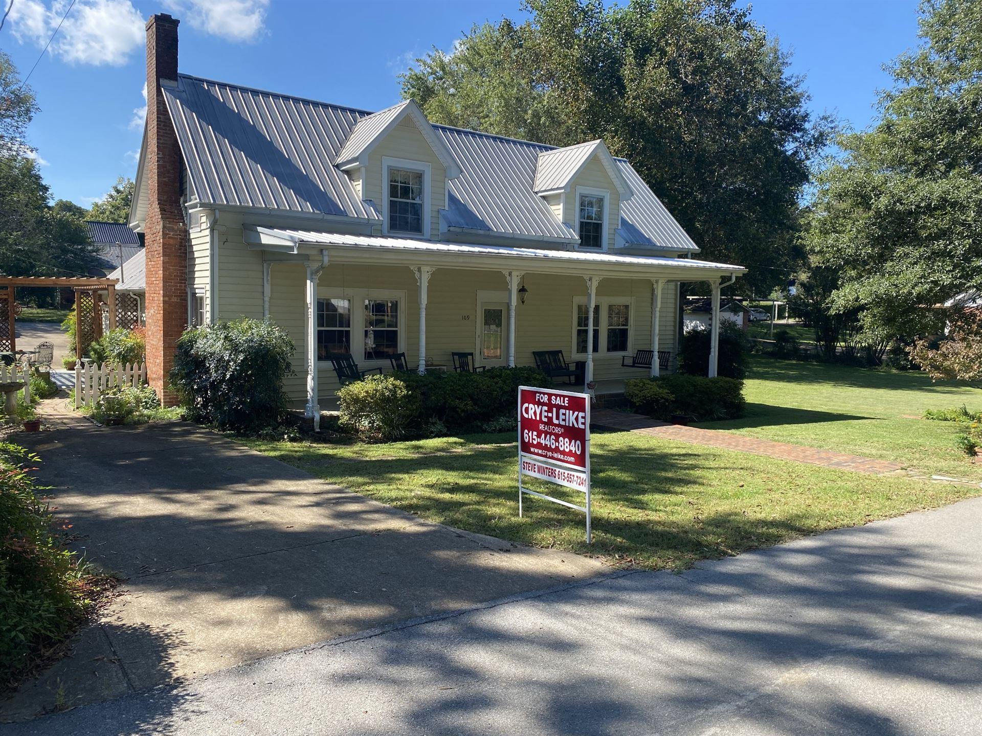 109 W Swan St, Centerville, TN 37033 - MLS#: 2294597