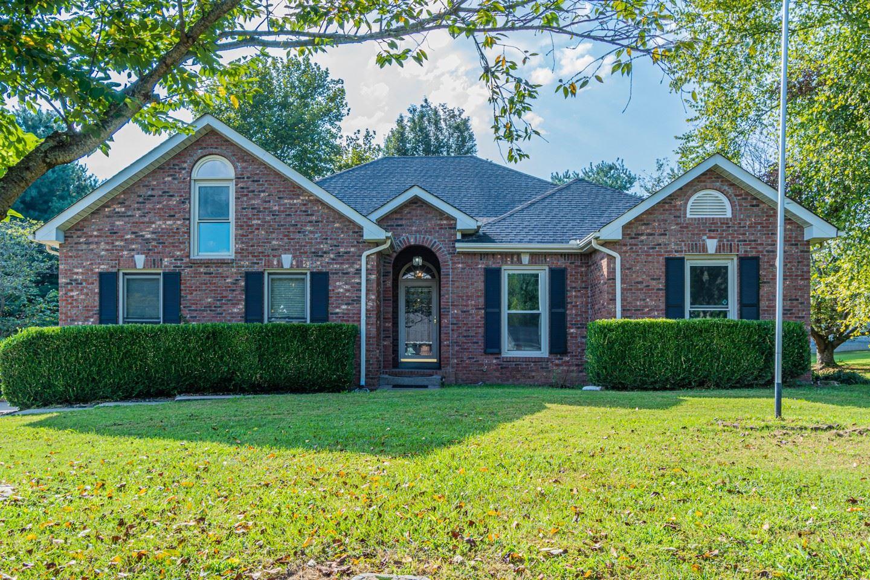 1408 Scarlett Ohara Ct, Clarksville, TN 37042 - MLS#: 2286598