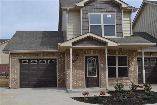 455 Needmore Rd #7, Clarksville, TN 37040 - MLS#: 2293598