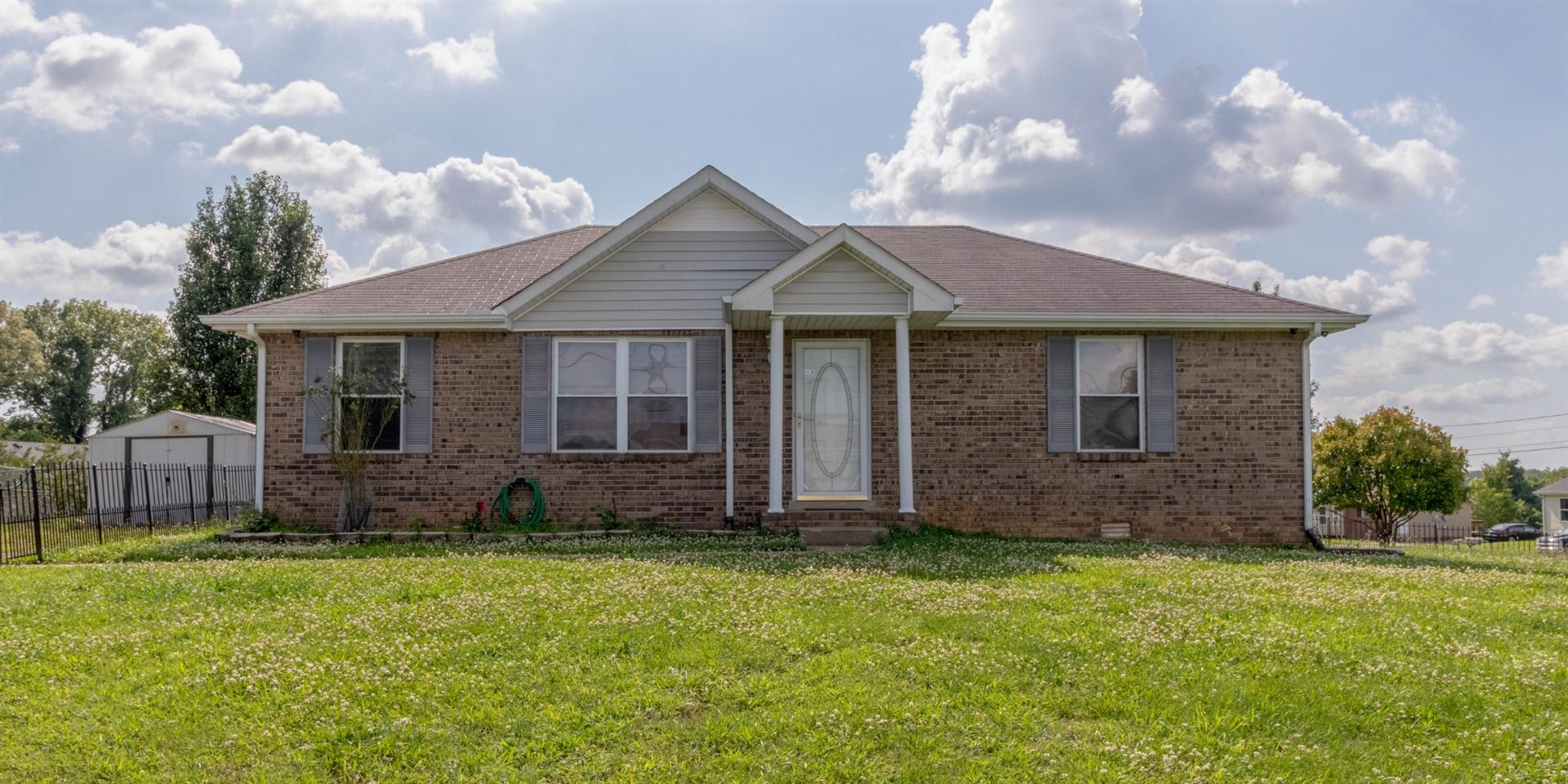 1302 Sharptail Trl, Clarksville, TN 37042 - MLS#: 2163599