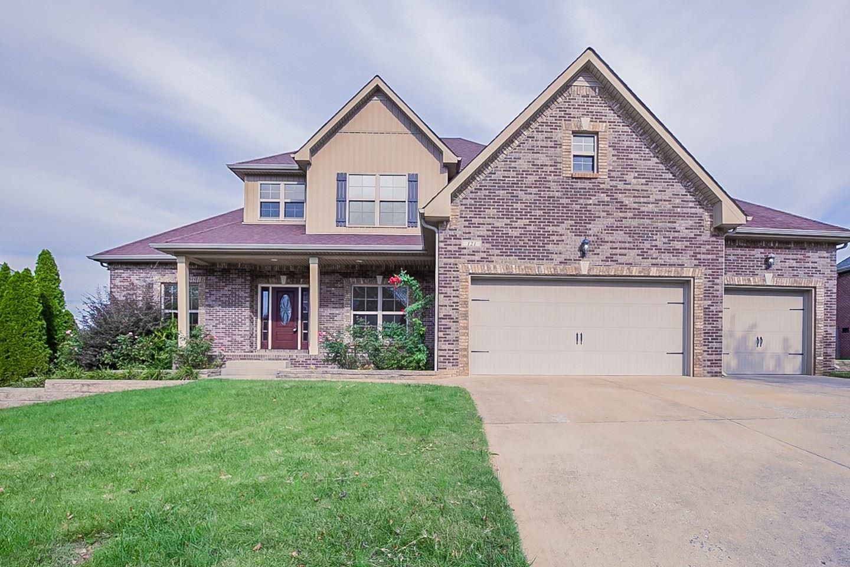 121 Summer Terrace Ln, Clarksville, TN 37040 - MLS#: 2302600