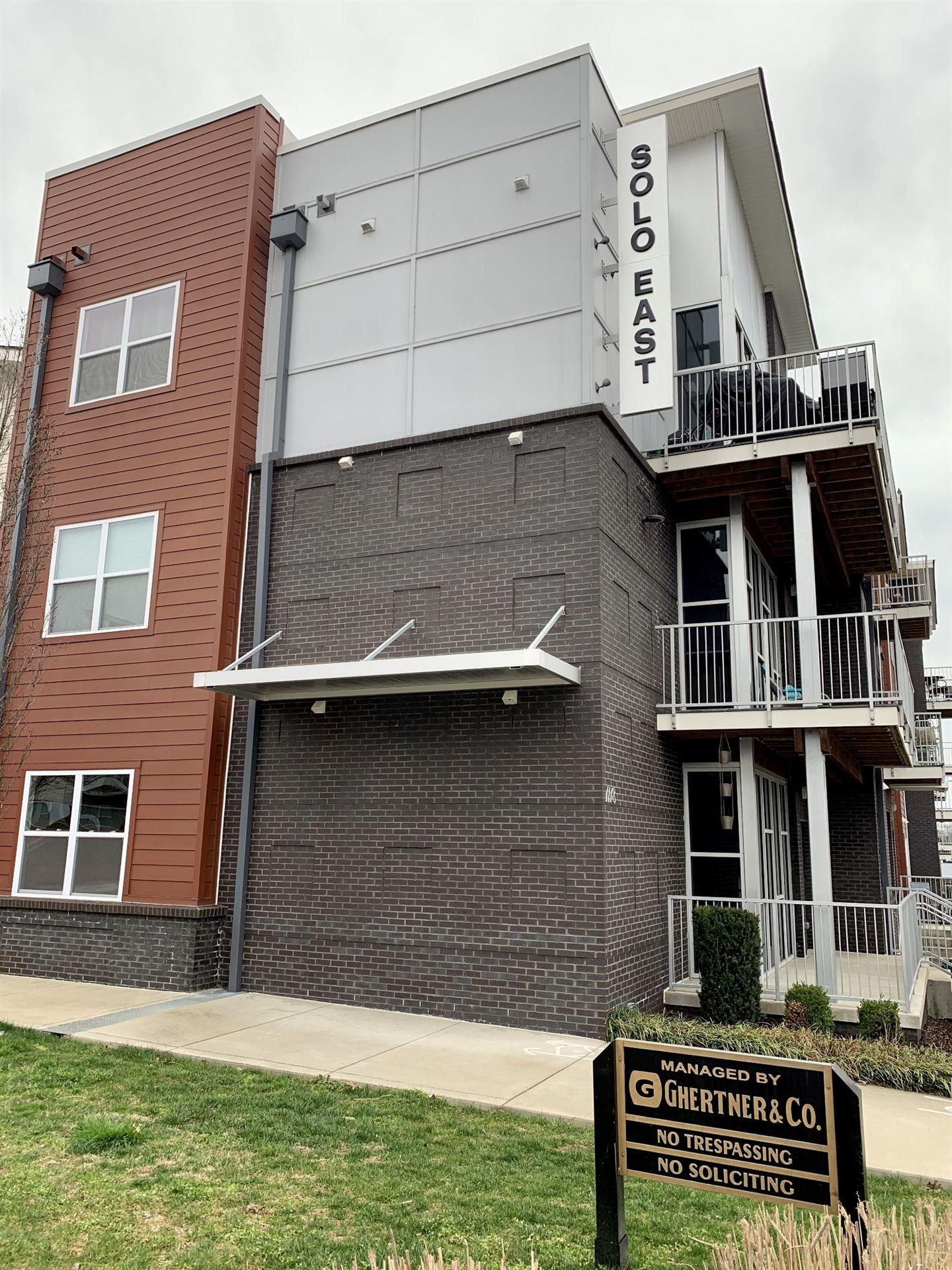1118 Litton Ave #304, Nashville, TN 37216 - MLS#: 2128601