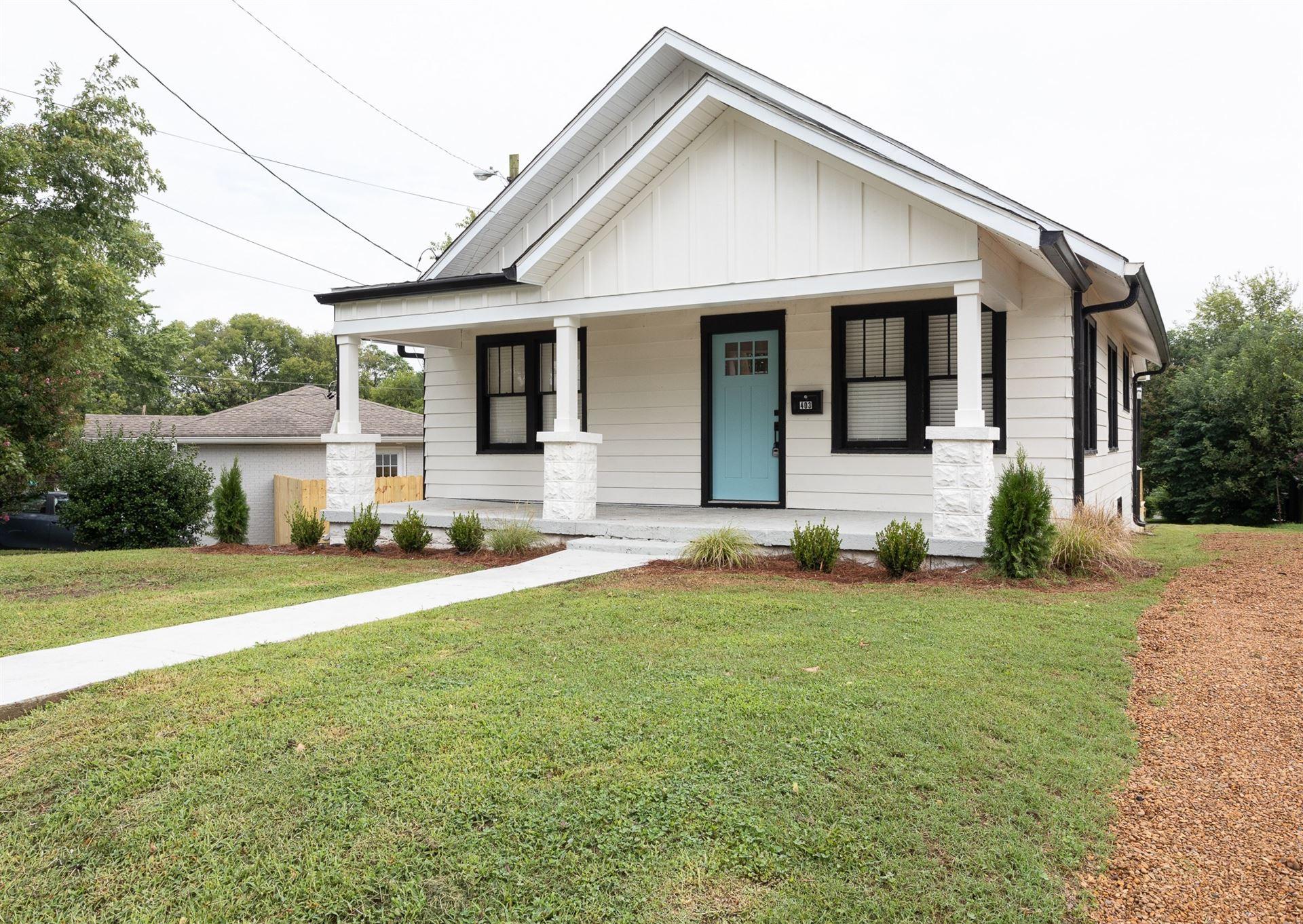 Photo of 403 Neill Avenue, Nashville, TN 37206 (MLS # 2190601)