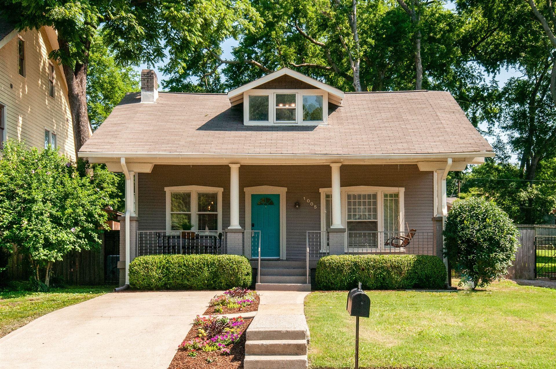 Photo of 1005 Chicamauga Ave, Nashville, TN 37206 (MLS # 2263602)