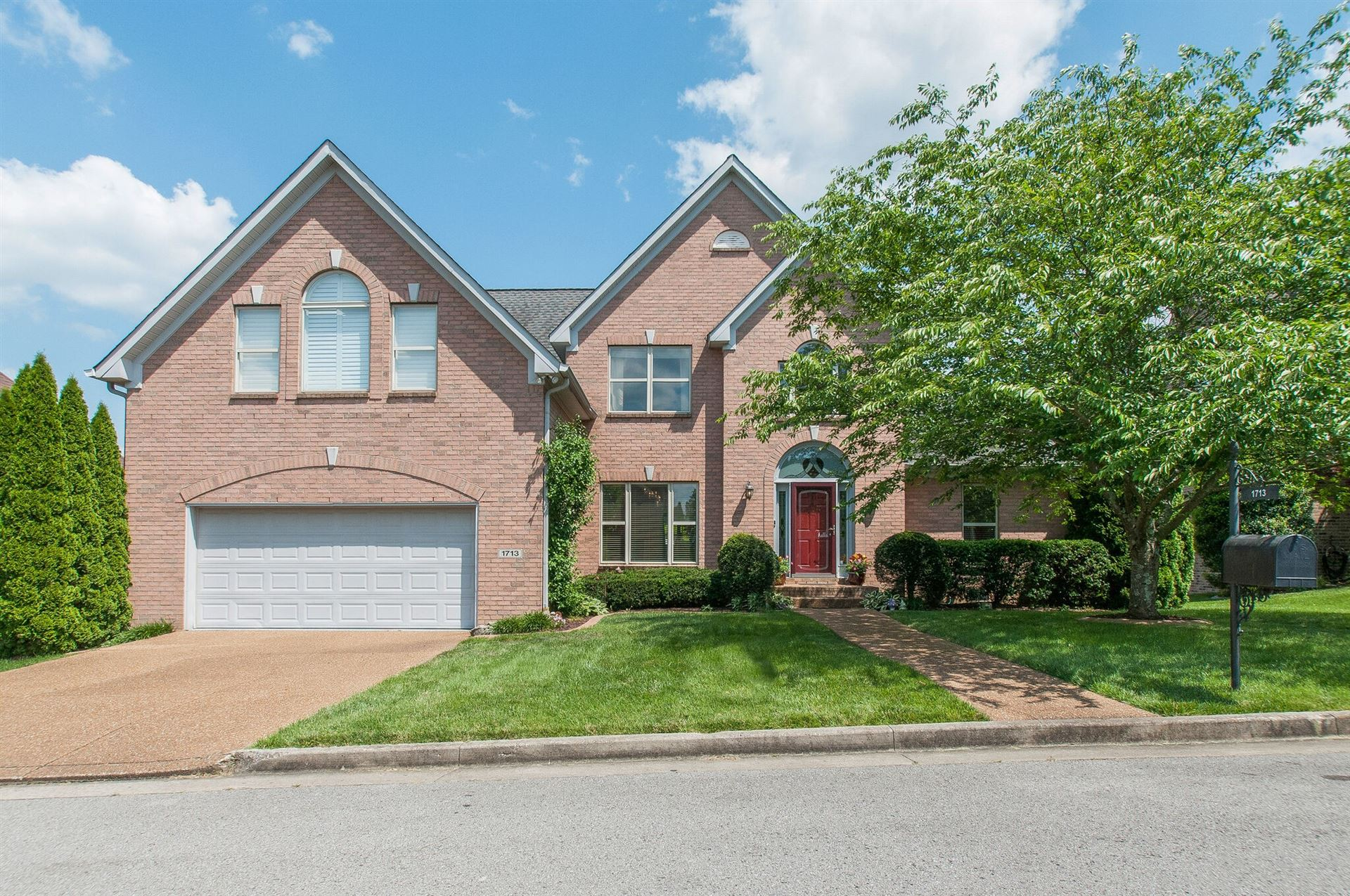 Photo of 1713 Yellow Wood Ct, Nashville, TN 37221 (MLS # 2156603)