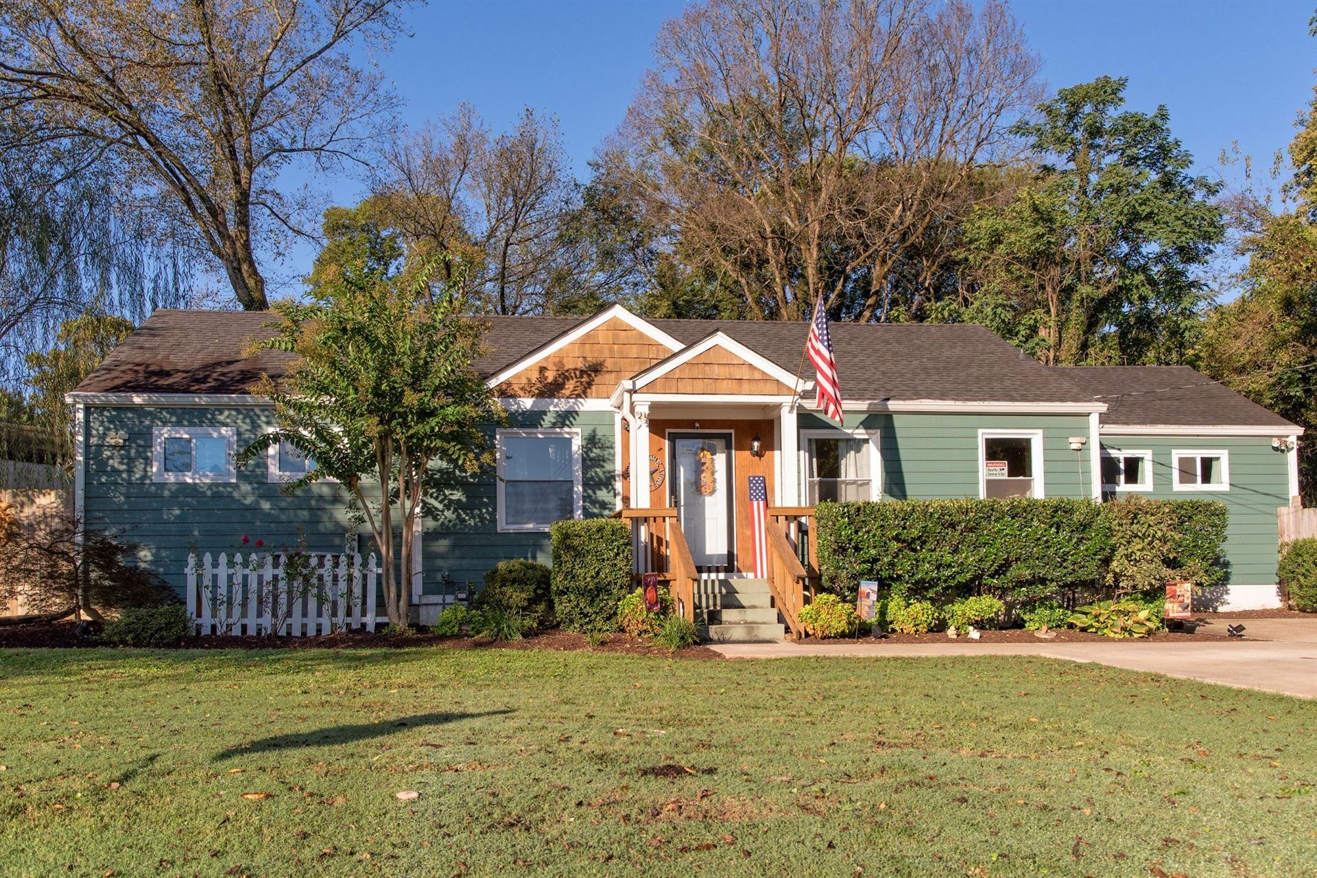 1602 Riverwood Dr, Nashville, TN 37216 - MLS#: 2215603