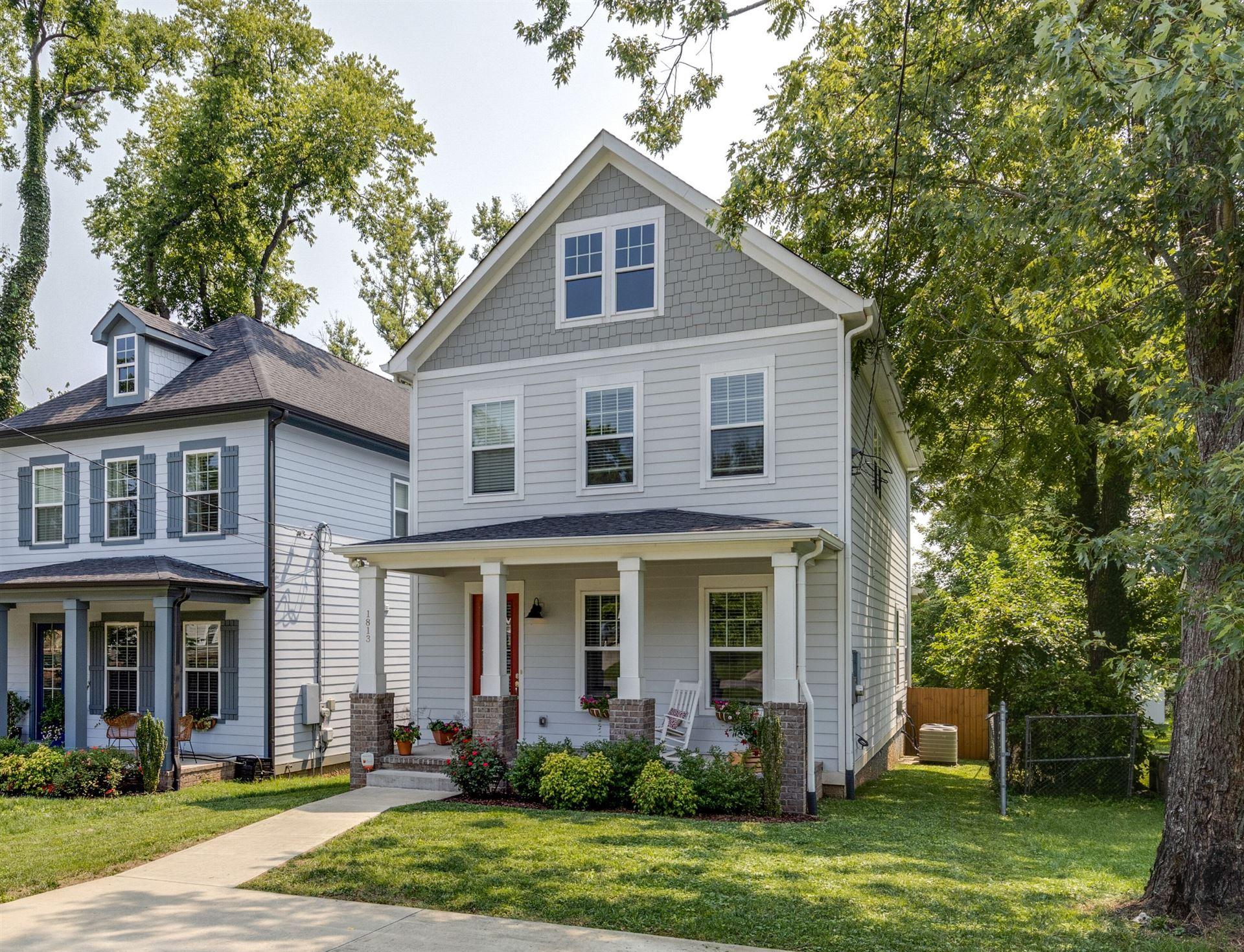 1813 Sherwood Ln, Nashville, TN 37216 - MLS#: 2276604