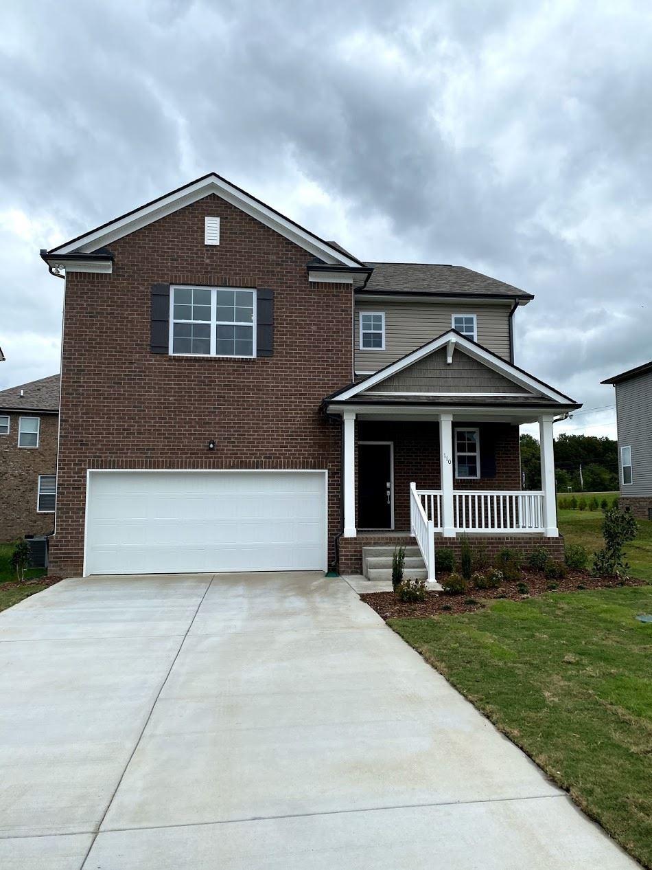 110 Mount Royal Ct (Lot 77), Murfreesboro, TN 37128 - MLS#: 2149605
